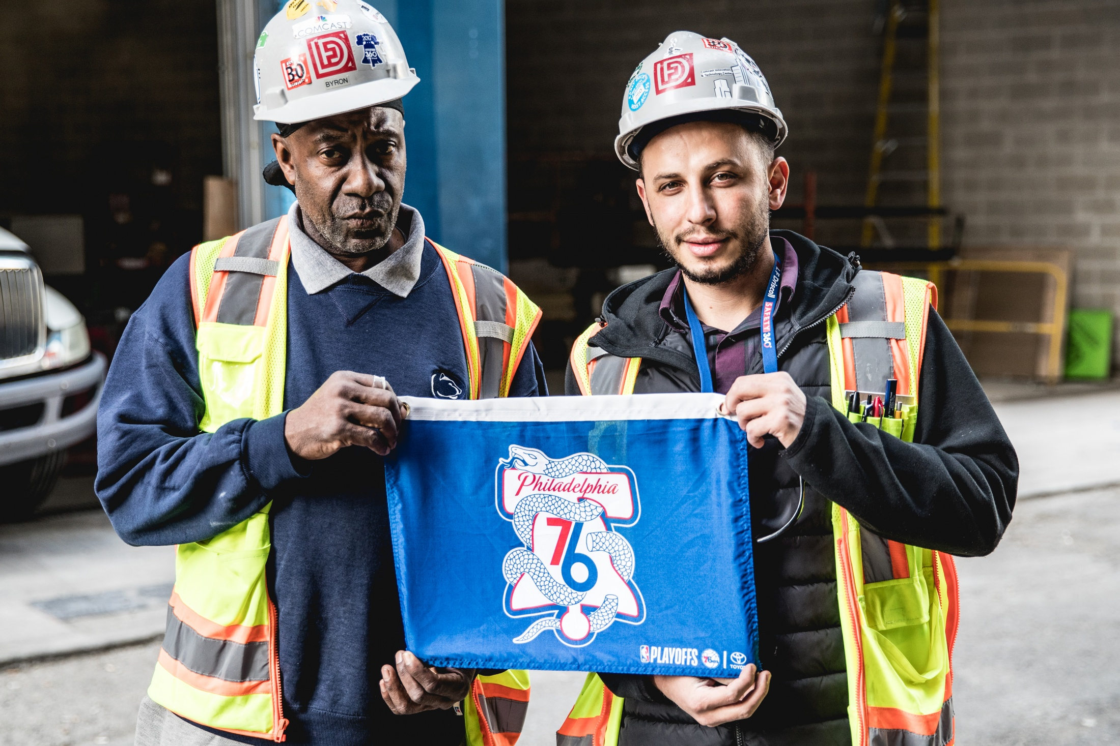 Thumbnail for Philadelphia 76ers - Phila Unite - 2018 Playoff Campaign