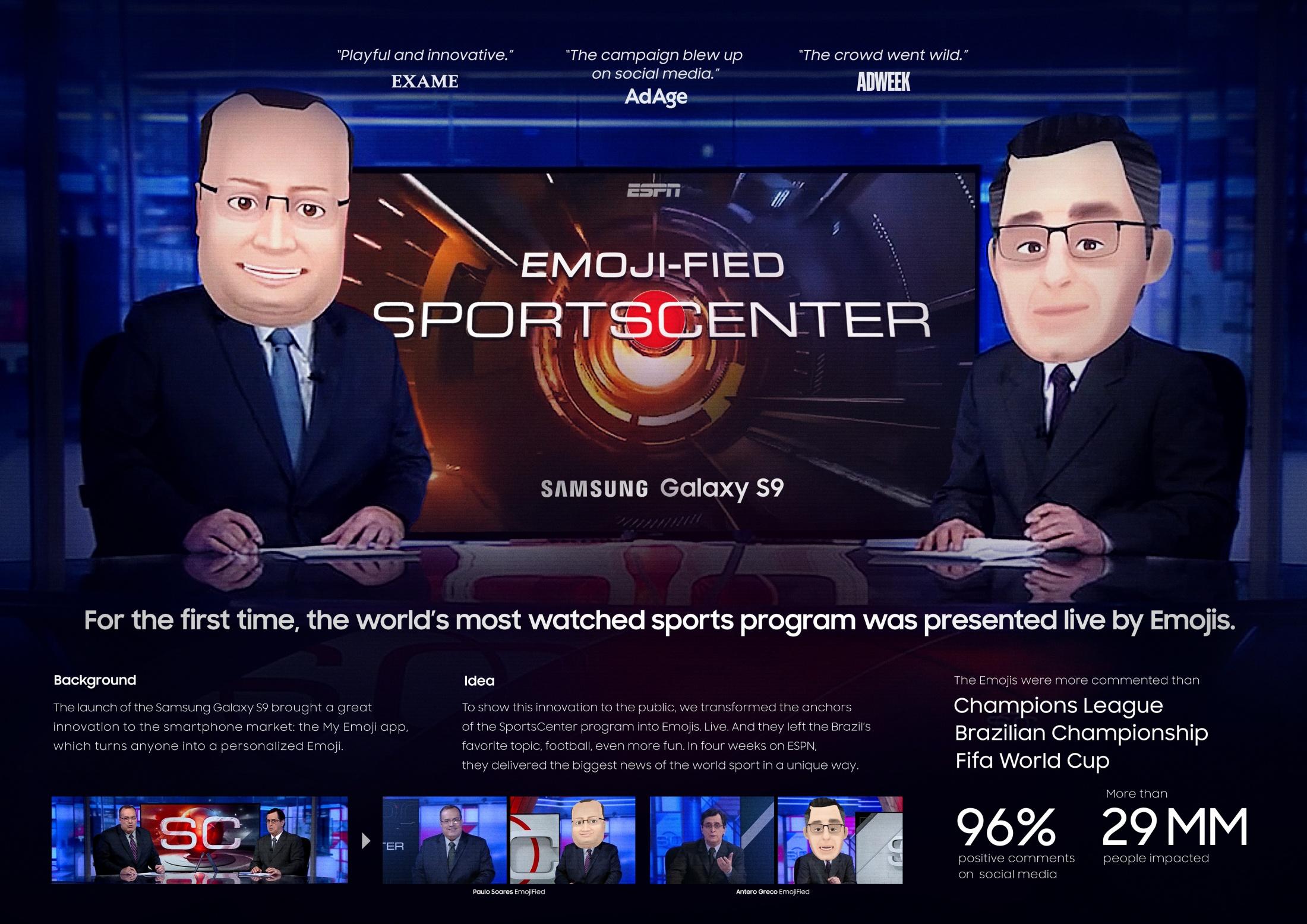 Thumbnail for SportsCenter Emoji-fied
