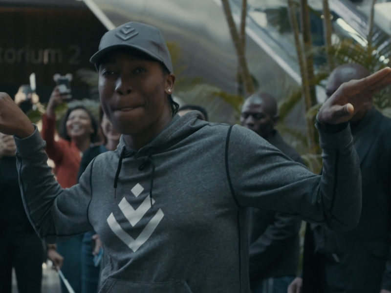 Thumbnail for Semenya's speedy surprise  - Right behind the World's Fastest Woman