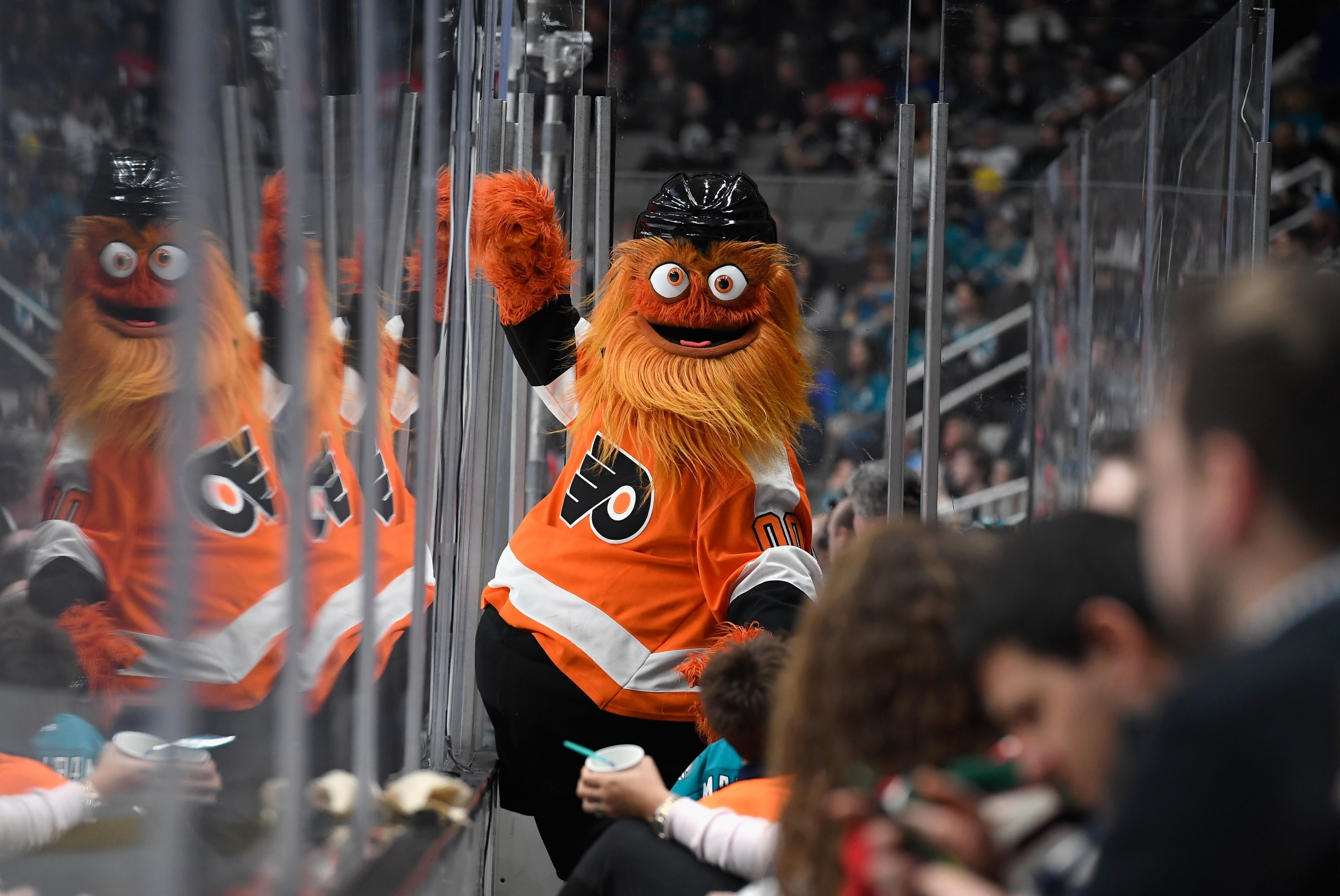 Thumbnail for Gritty