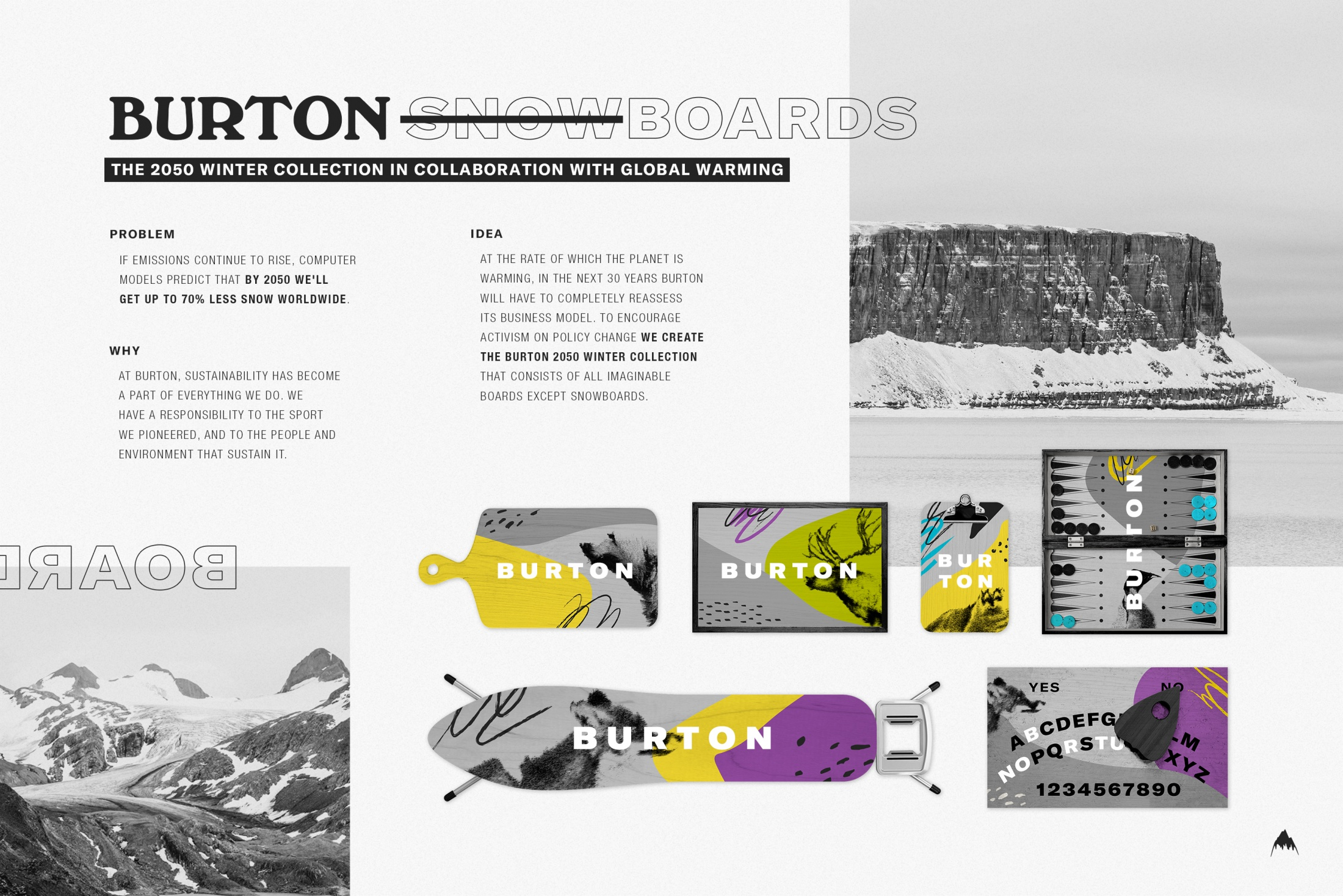Thumbnail for Burton 2050 Winter Collection