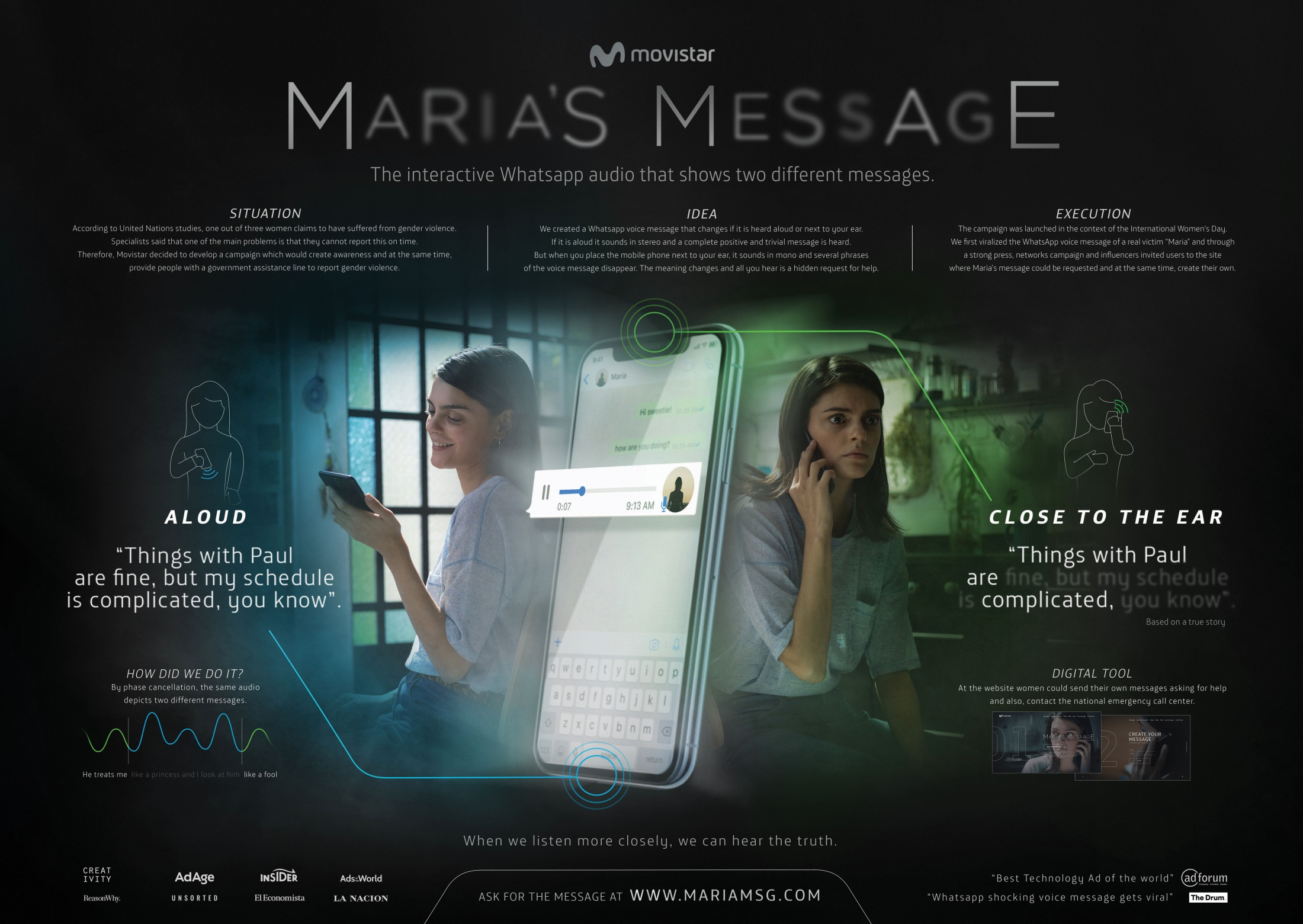 Thumbnail for Maria`s Message