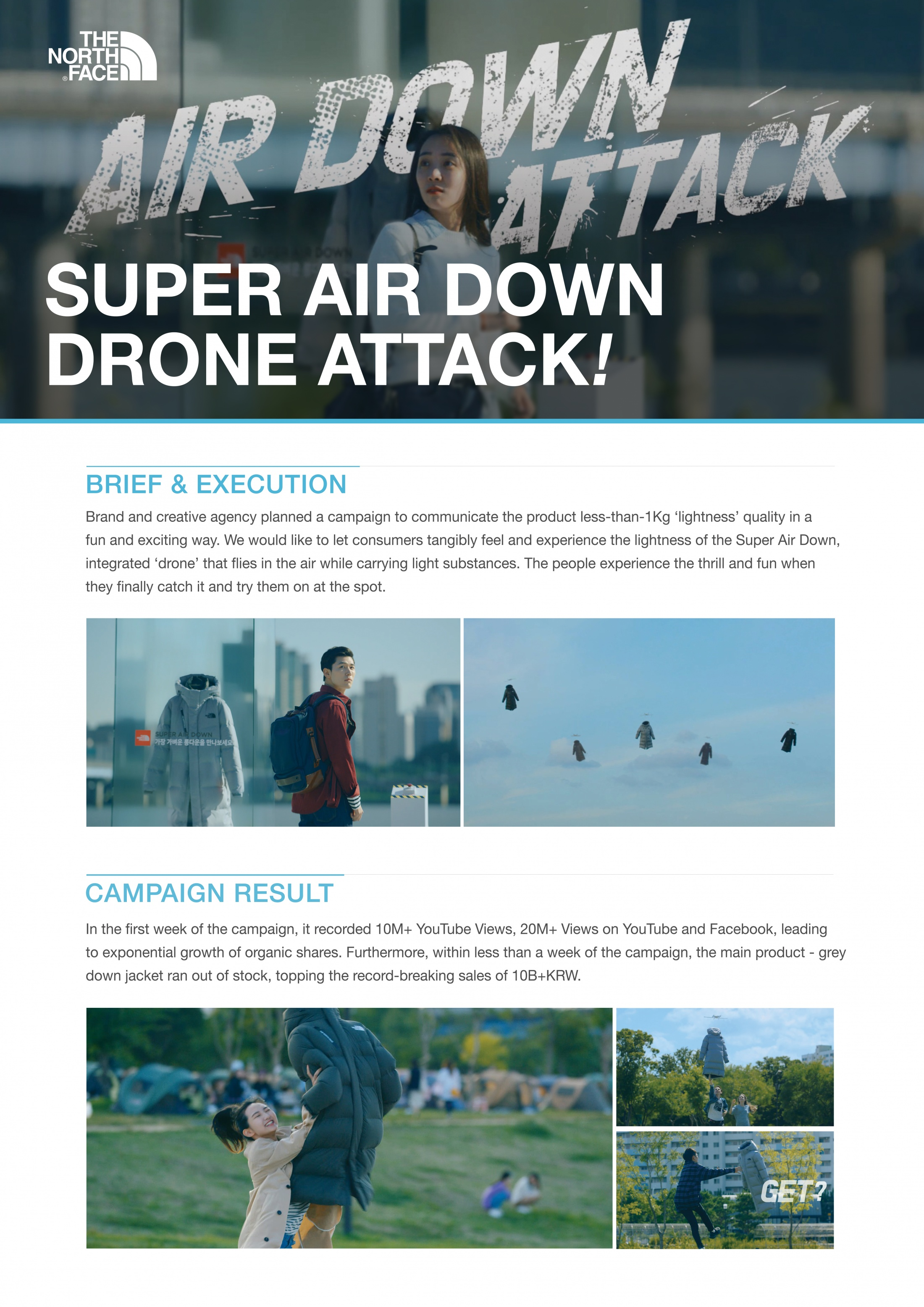 Thumbnail for Super Air Down Drone Attack