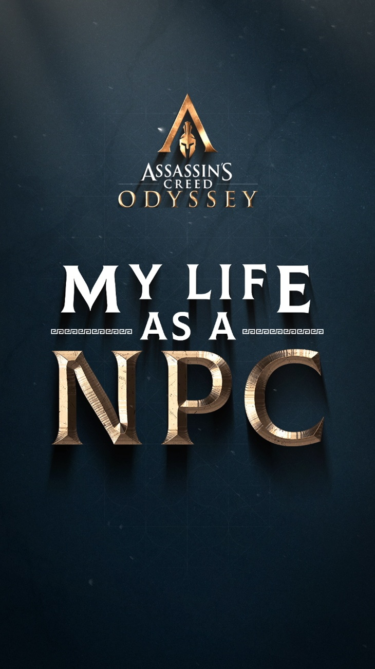 Thumbnail for My life as a NPC