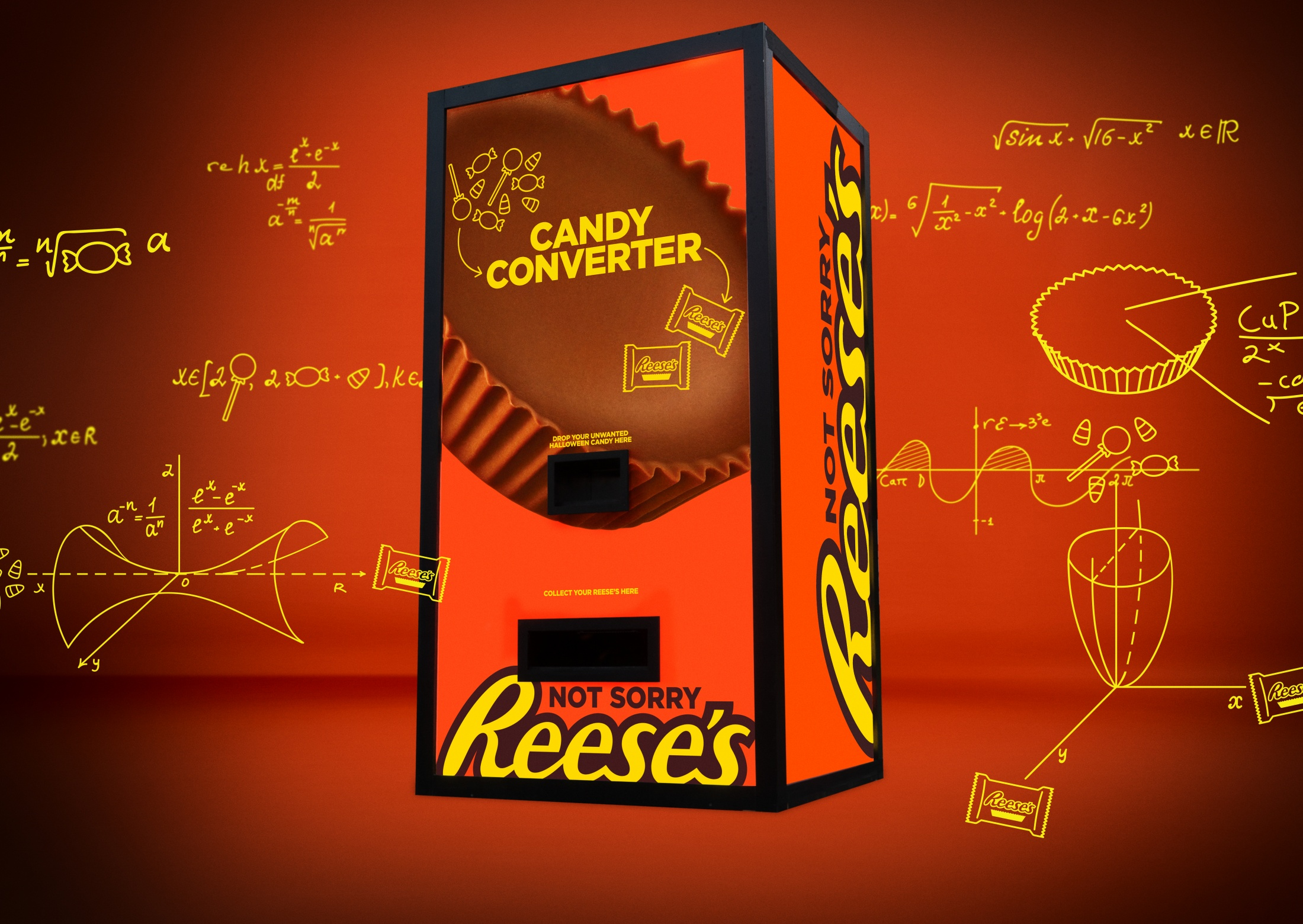 Thumbnail for The Reese's Candy Converter