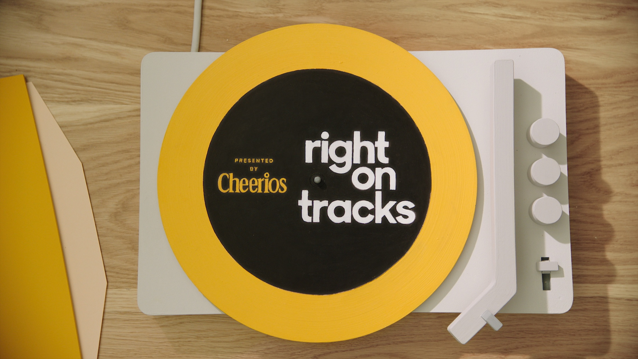 Thumbnail for Right on Tracks
