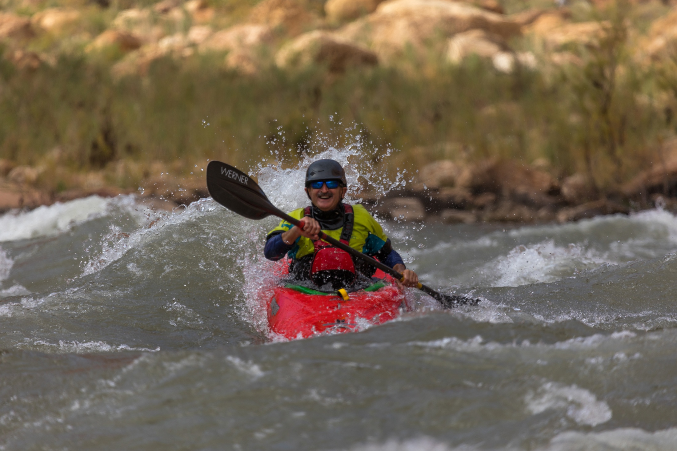 Thumbnail for 5 Blind Veterans Kayak the Grand Canyon