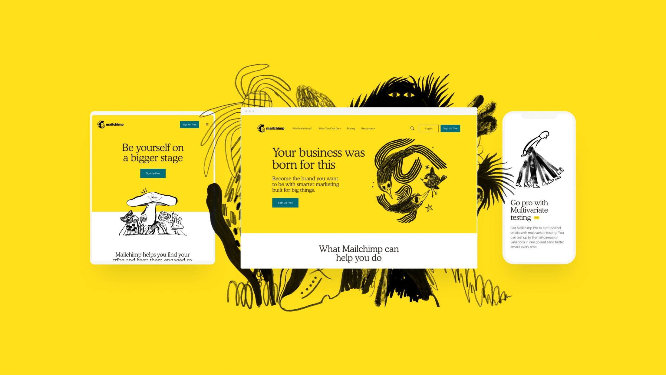Mailchimp Customer Experience Thumbnail