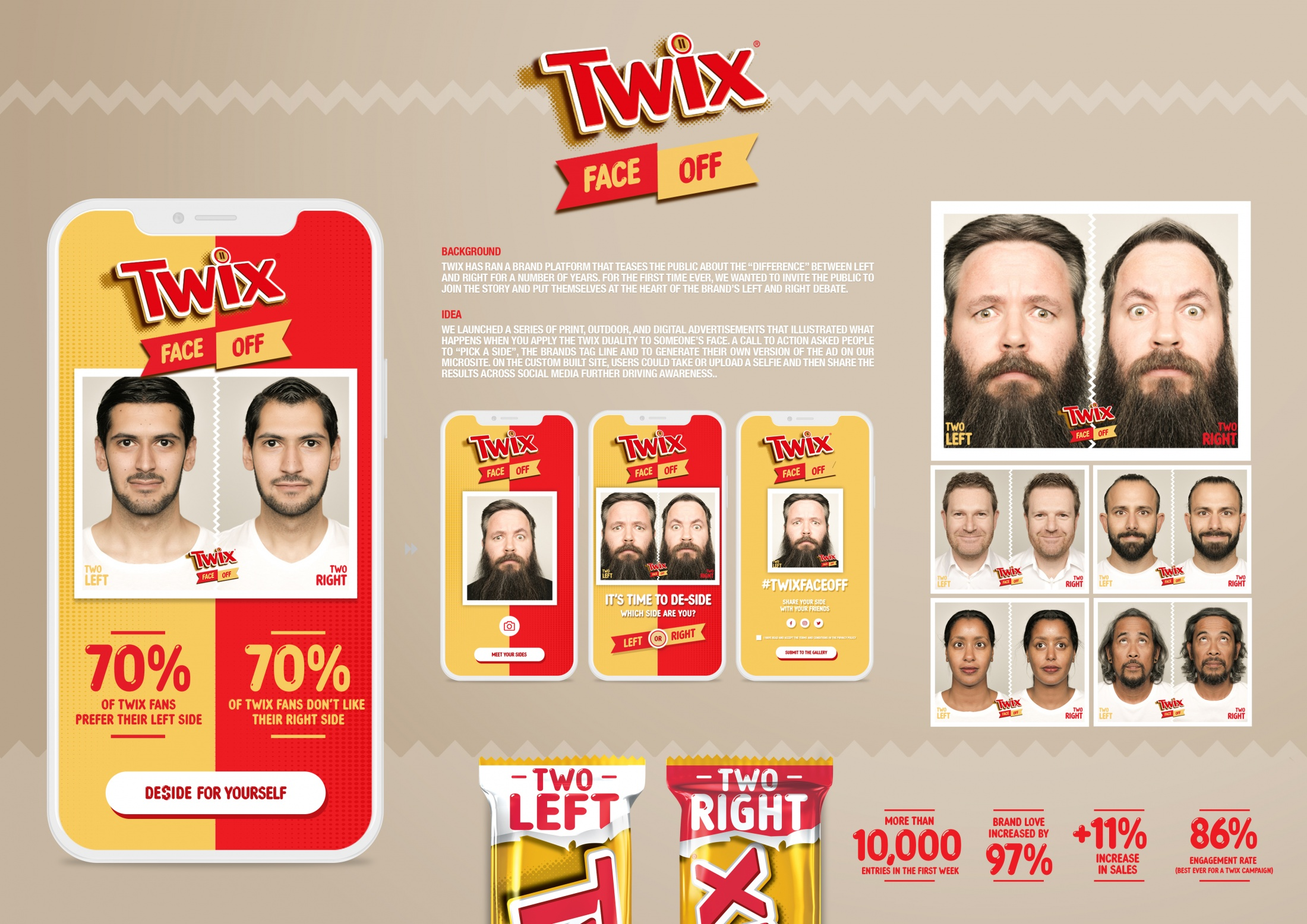 Thumbnail for Twix Face Off
