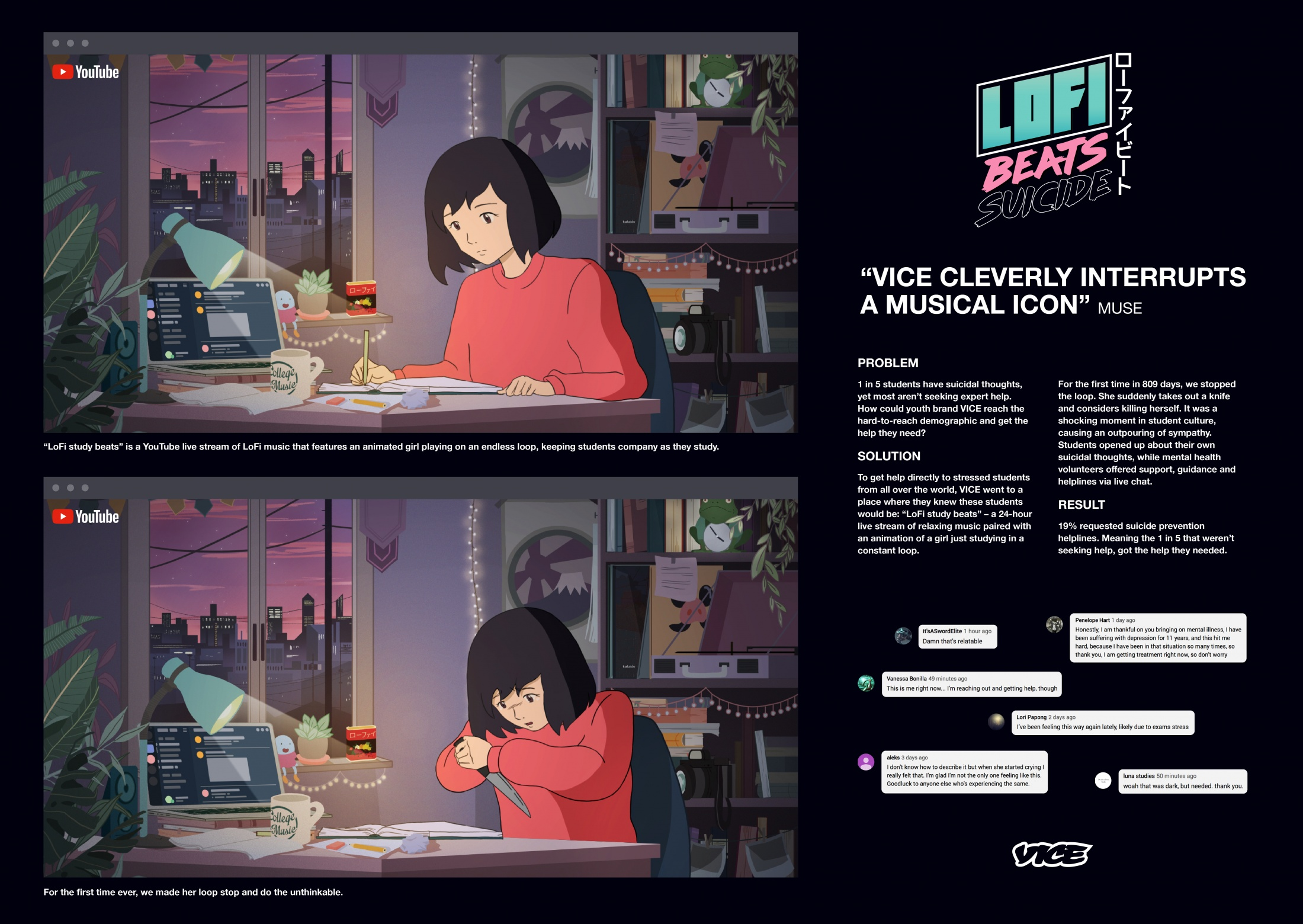 Image Media for LoFi Beats Suicide