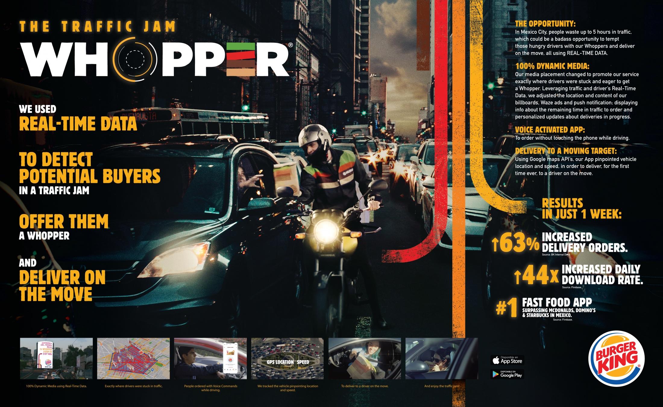 Thumbnail for The Traffic Jam Whopper