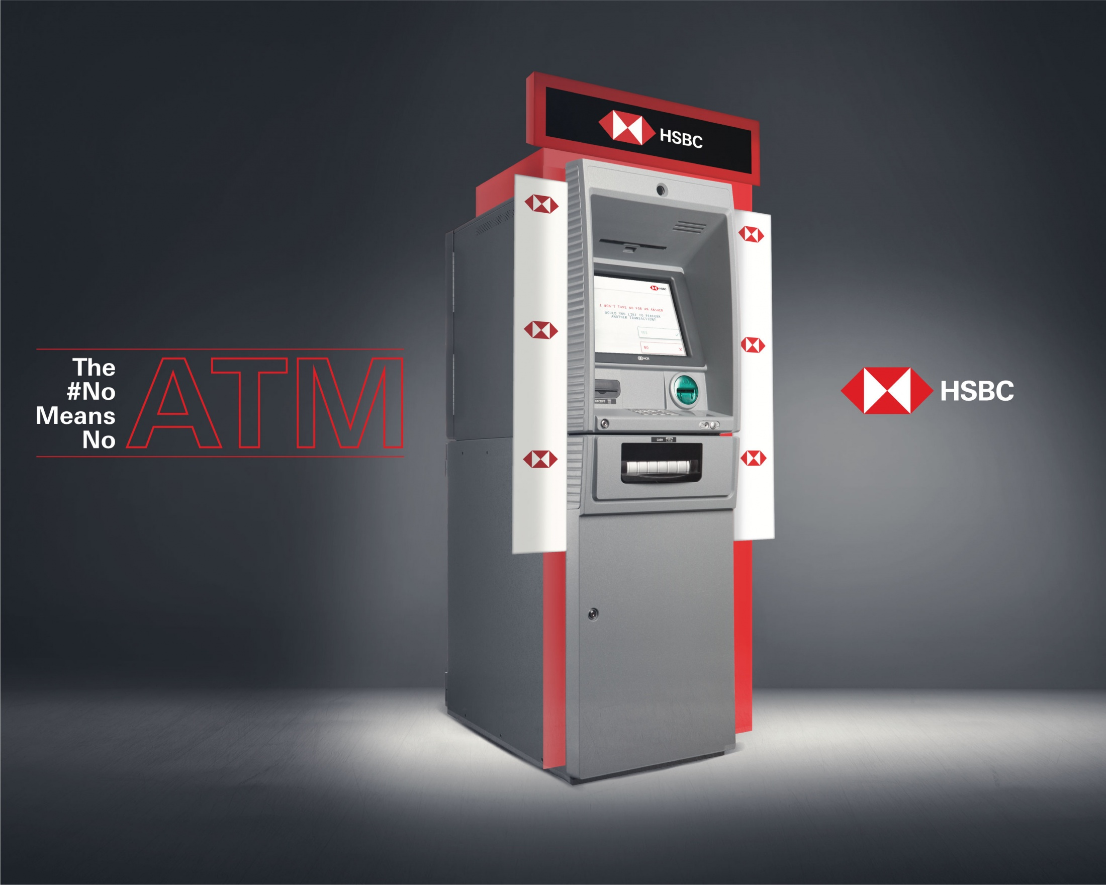 Image Media for THE NO MEANS NO ATM
