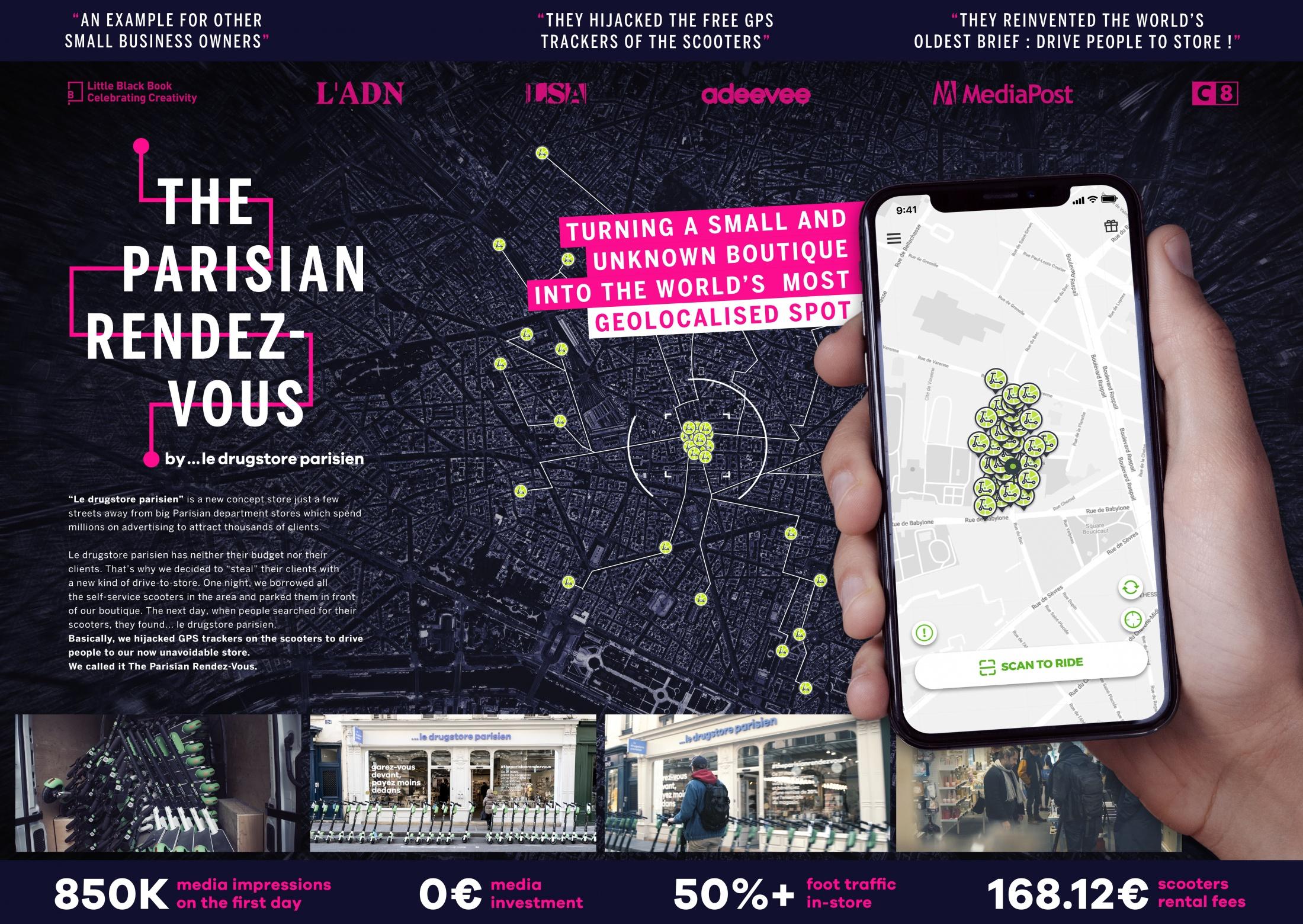 Thumbnail for The Parisian Rendez-Vous