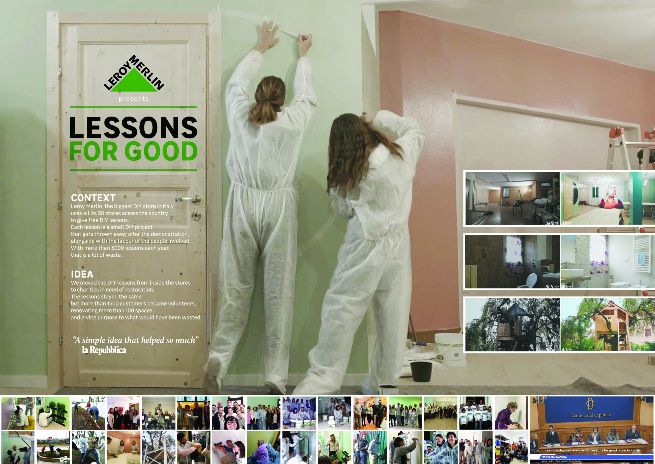 Thumbnail for Lessons For Good