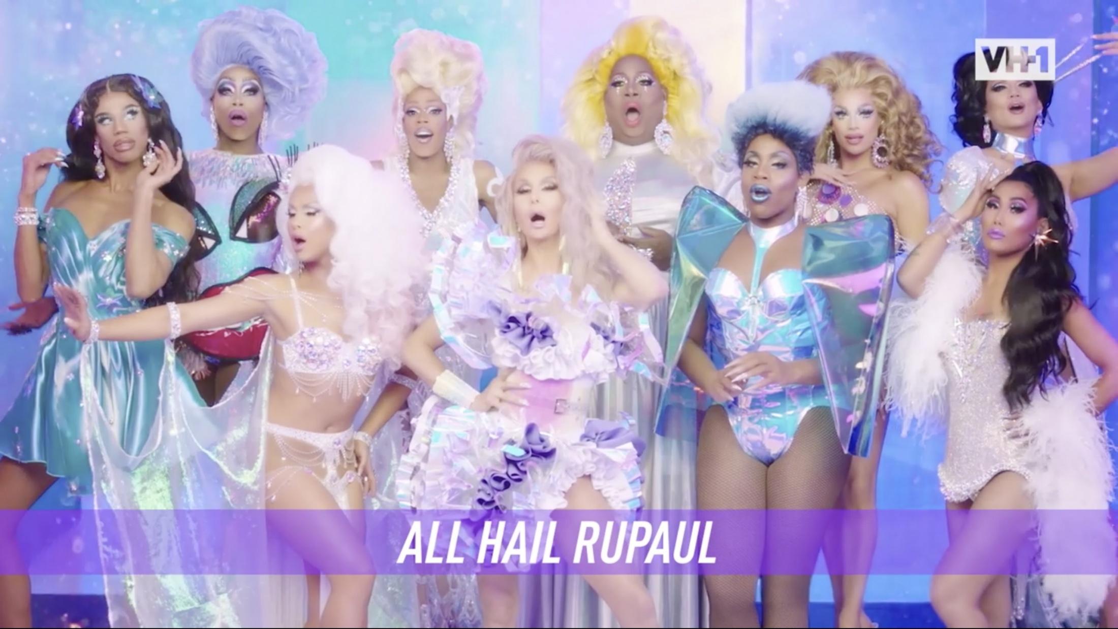 Thumbnail for RuPaul's Drag Race All Stars Season 4 - Music Video