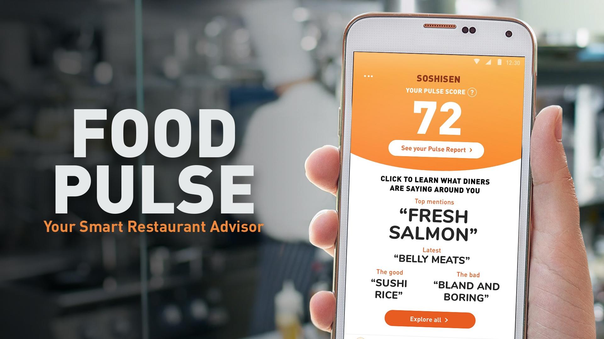 Thumbnail for Food Pulse