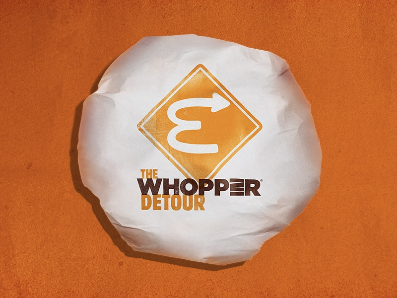 Image Media for The Whopper Detour