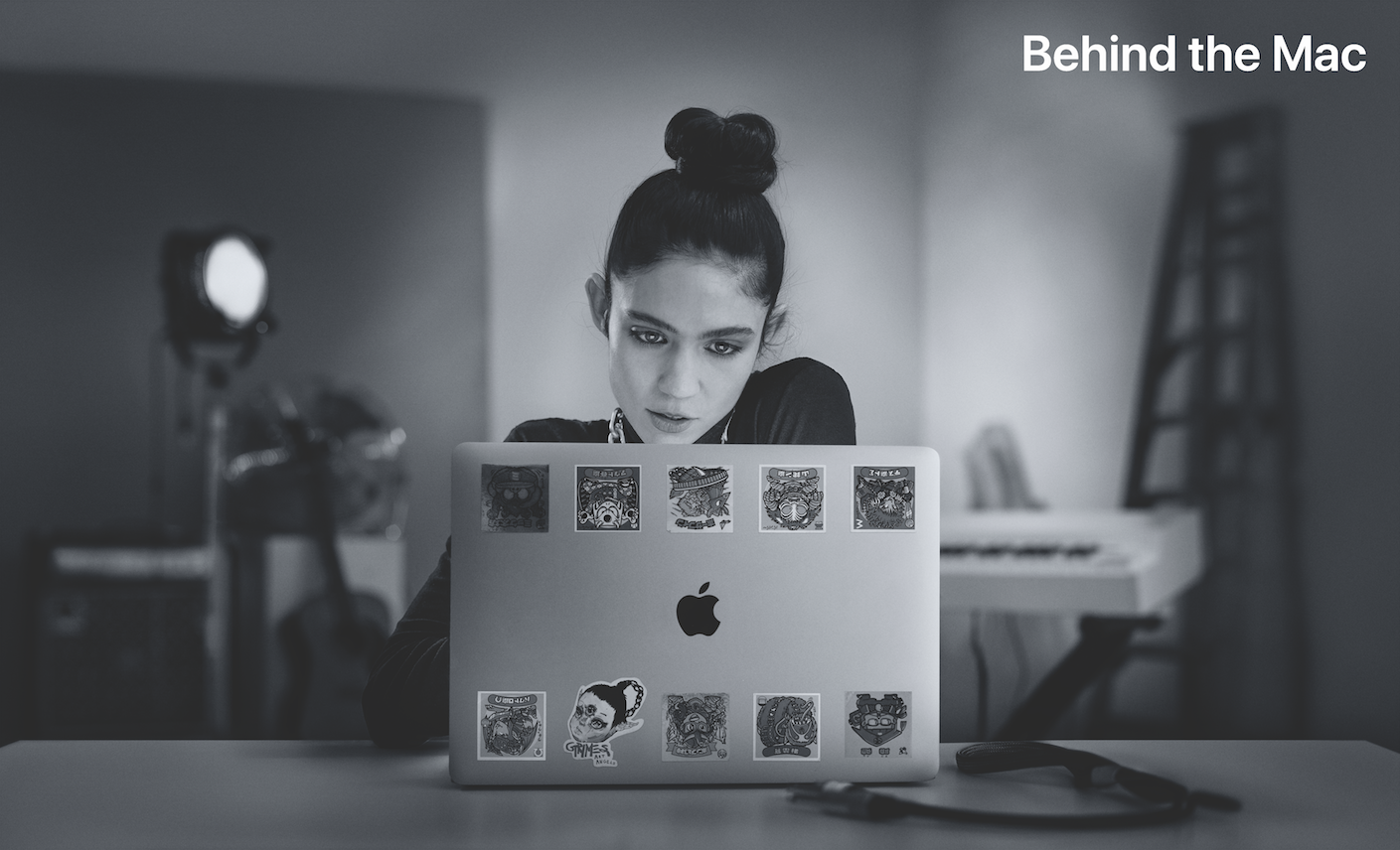 Image Media for Behind the Mac