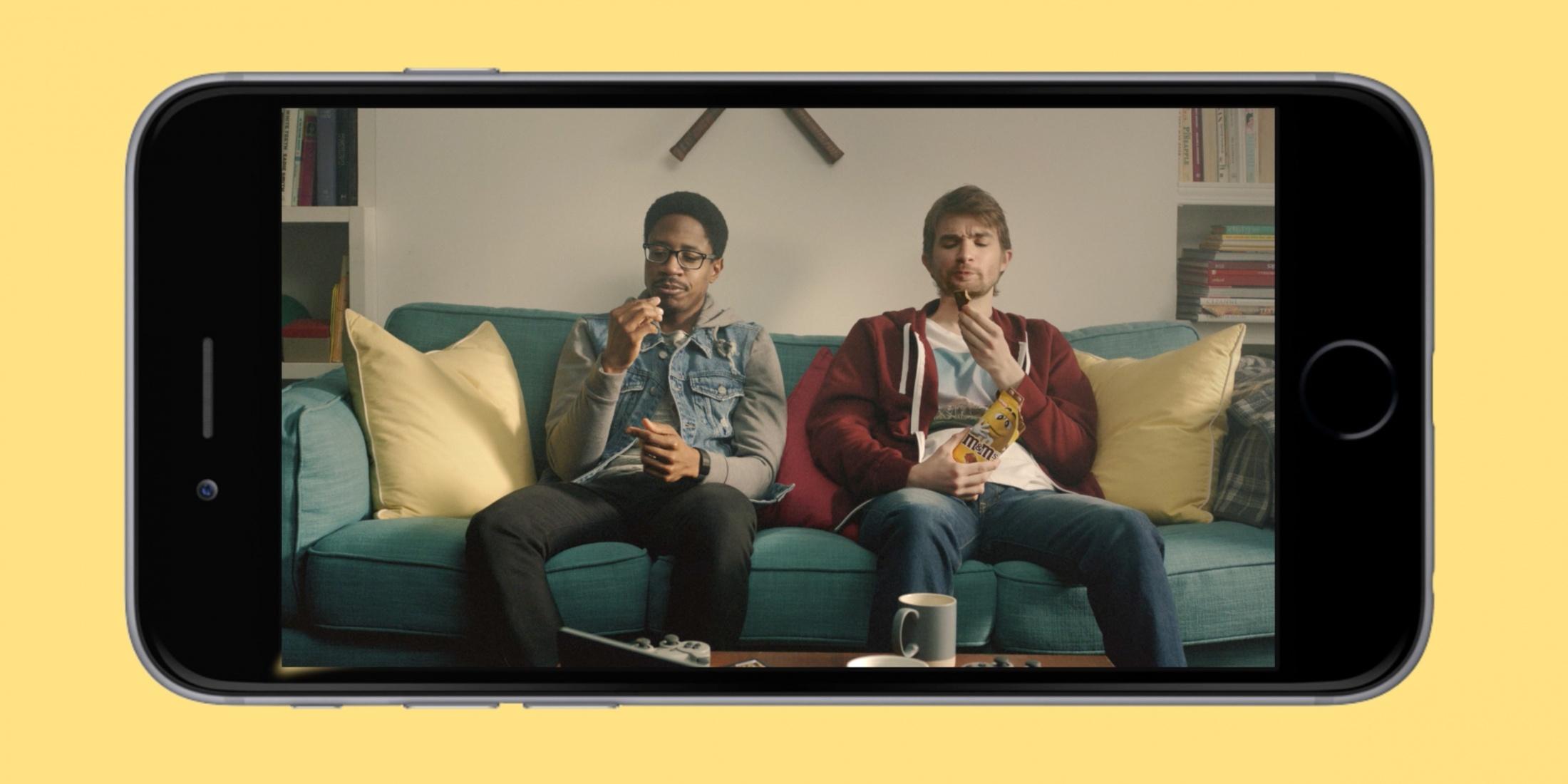 Thumbnail for M&M's Finger Lickin' Good