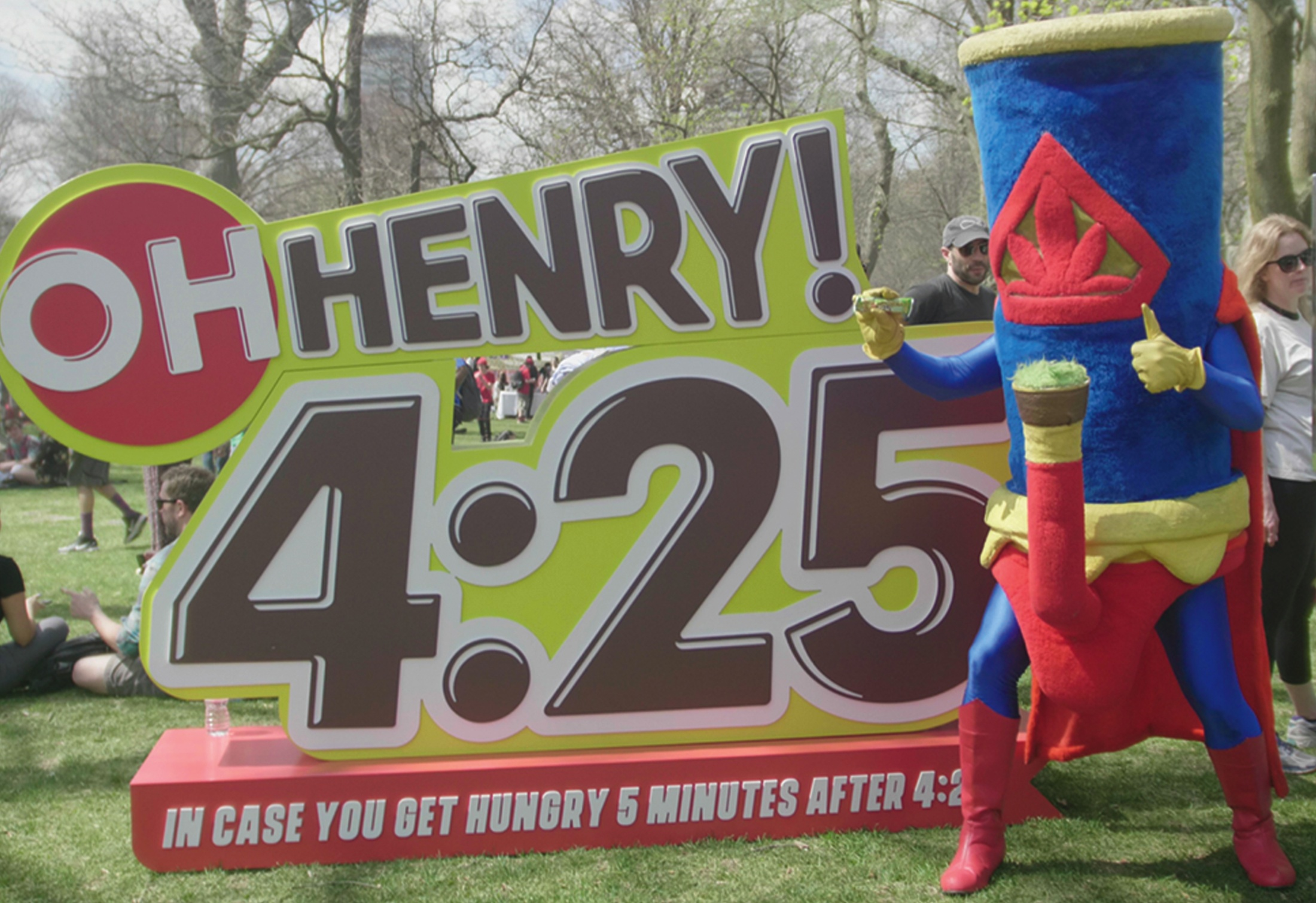Thumbnail for Oh Henry! 4:25