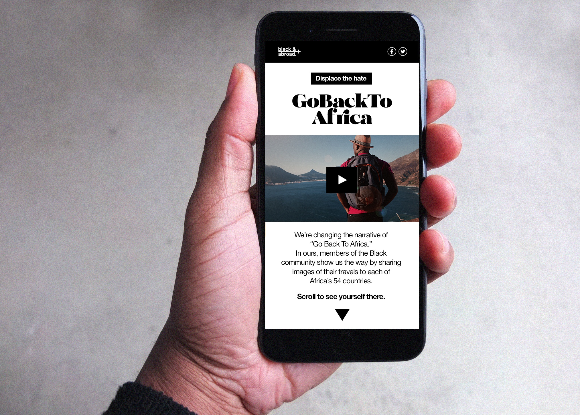 Thumbnail for Go Back To Africa