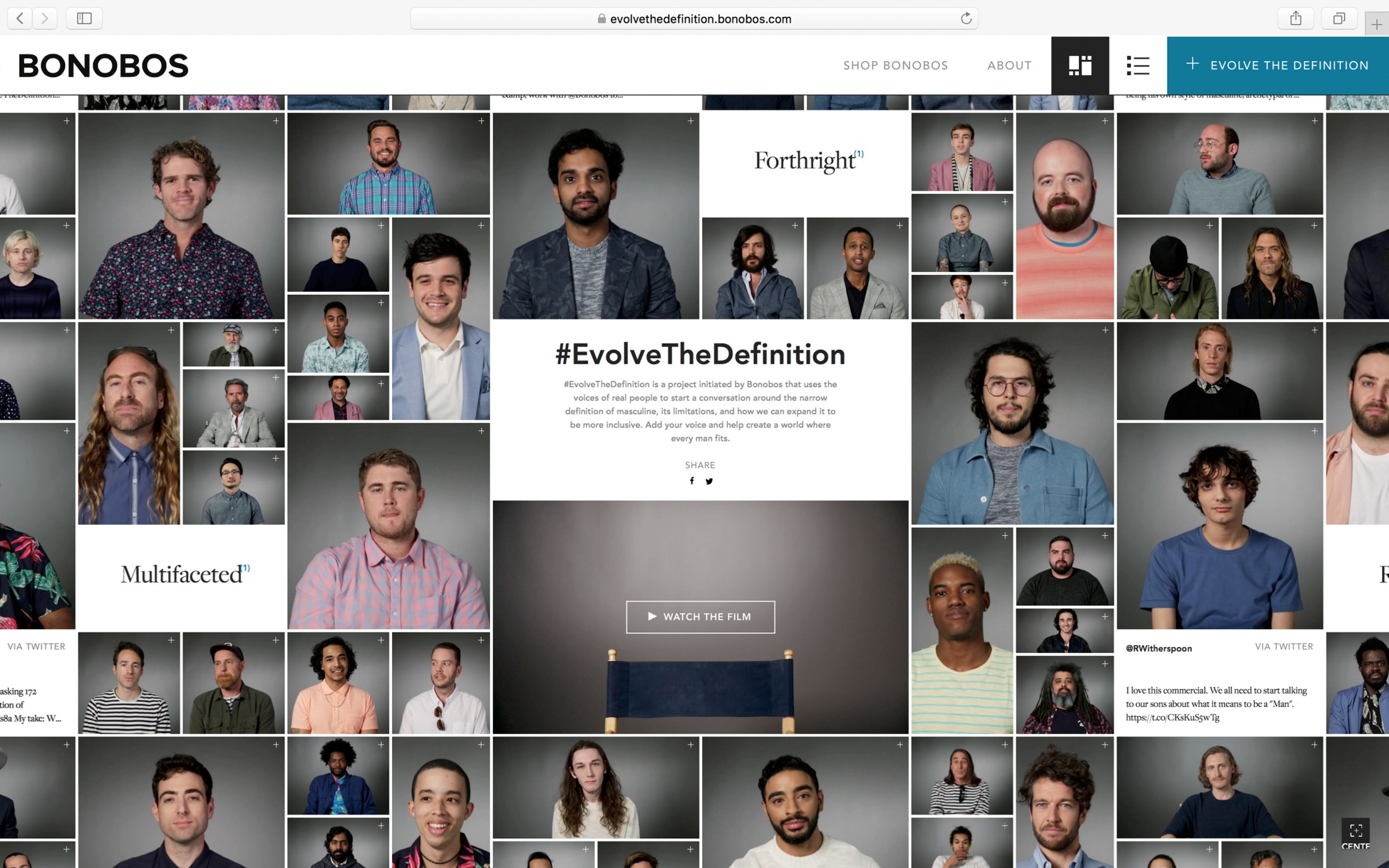 Thumbnail for #EvolveTheDefinition