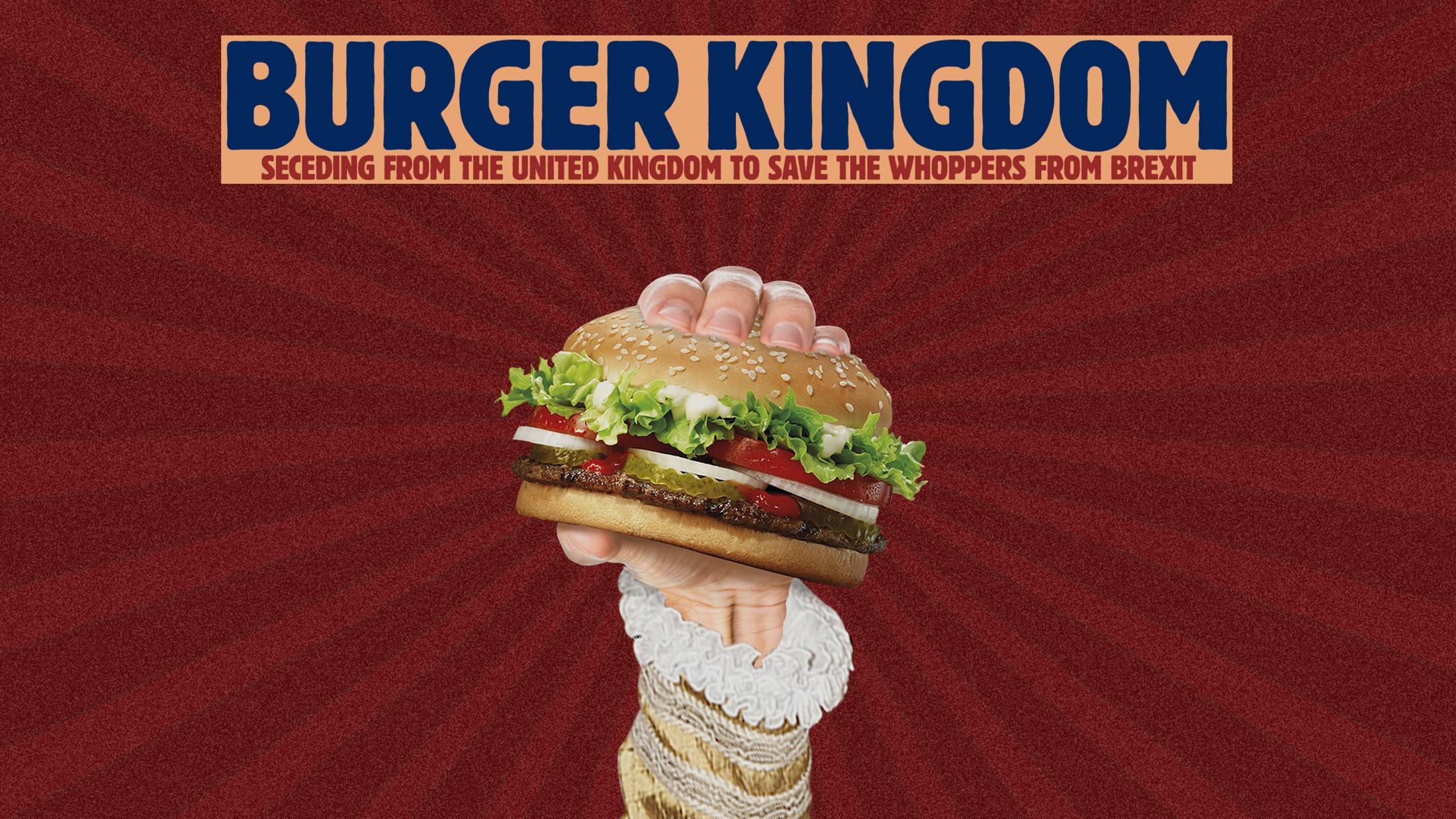 Thumbnail for Burger Kingdom