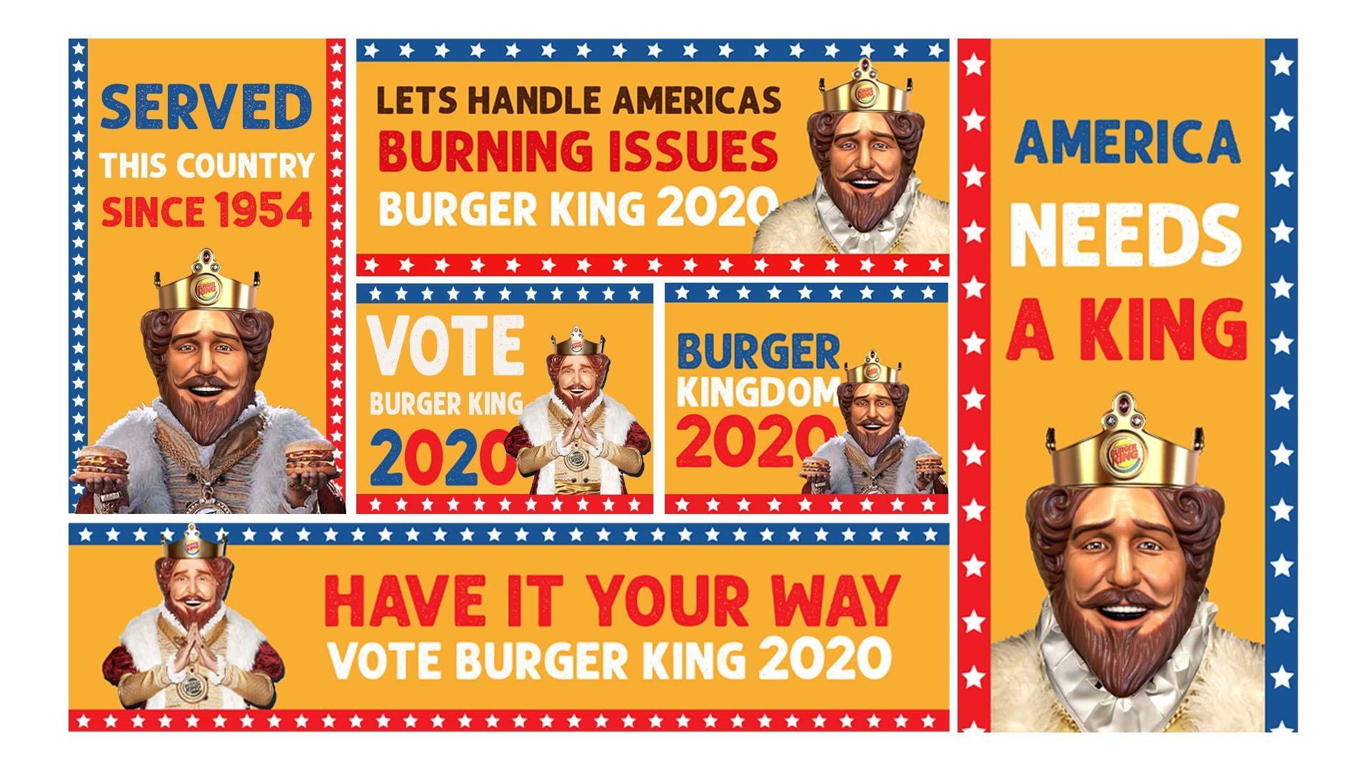 Thumbnail for Burger King 2020