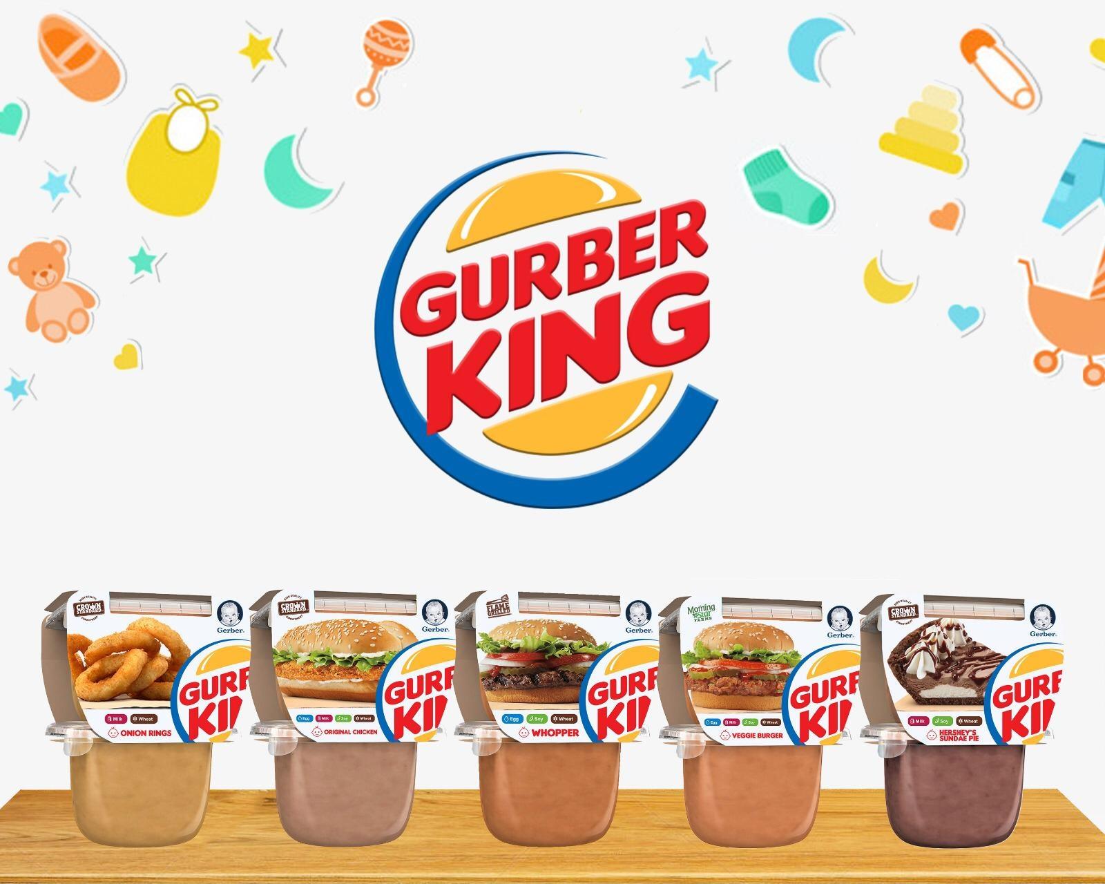Thumbnail for Gurber King