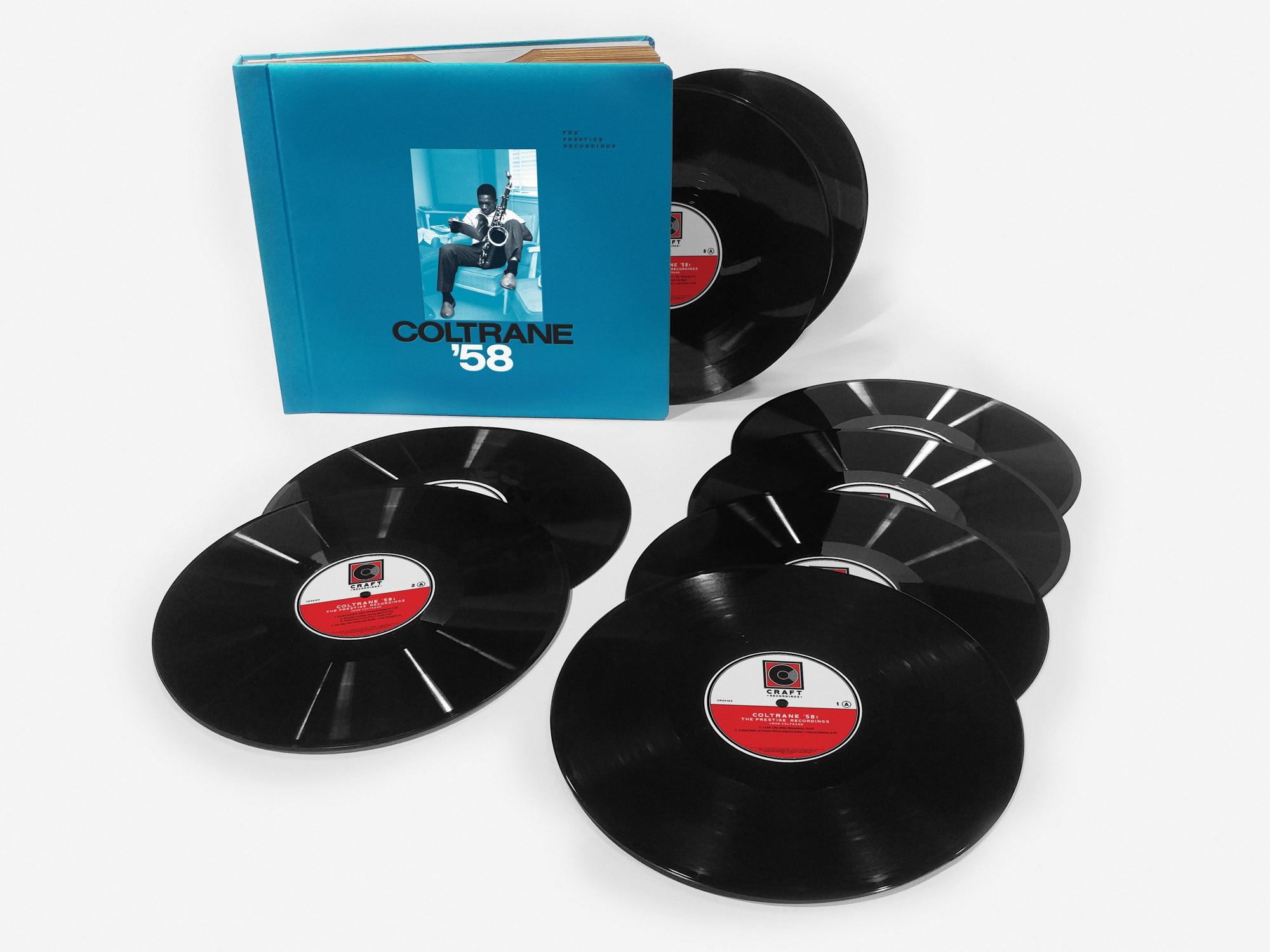 Thumbnail for Coltrane 58