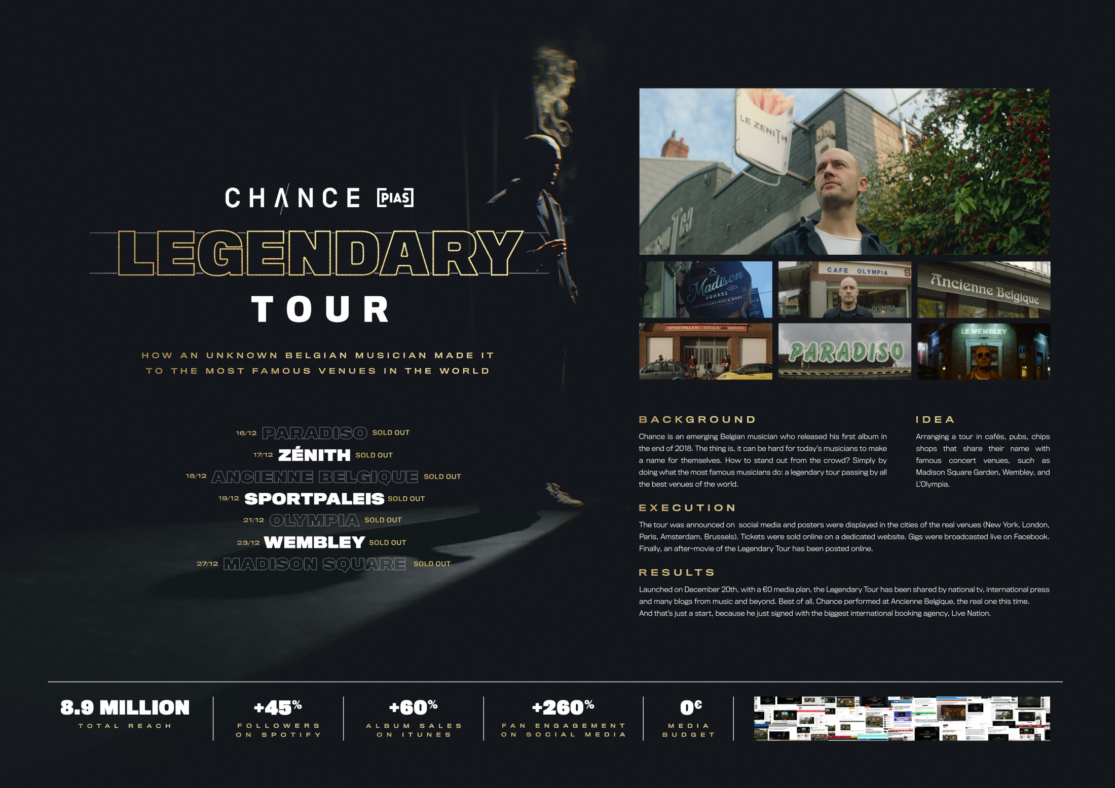 Image Media for The Legendary Tour