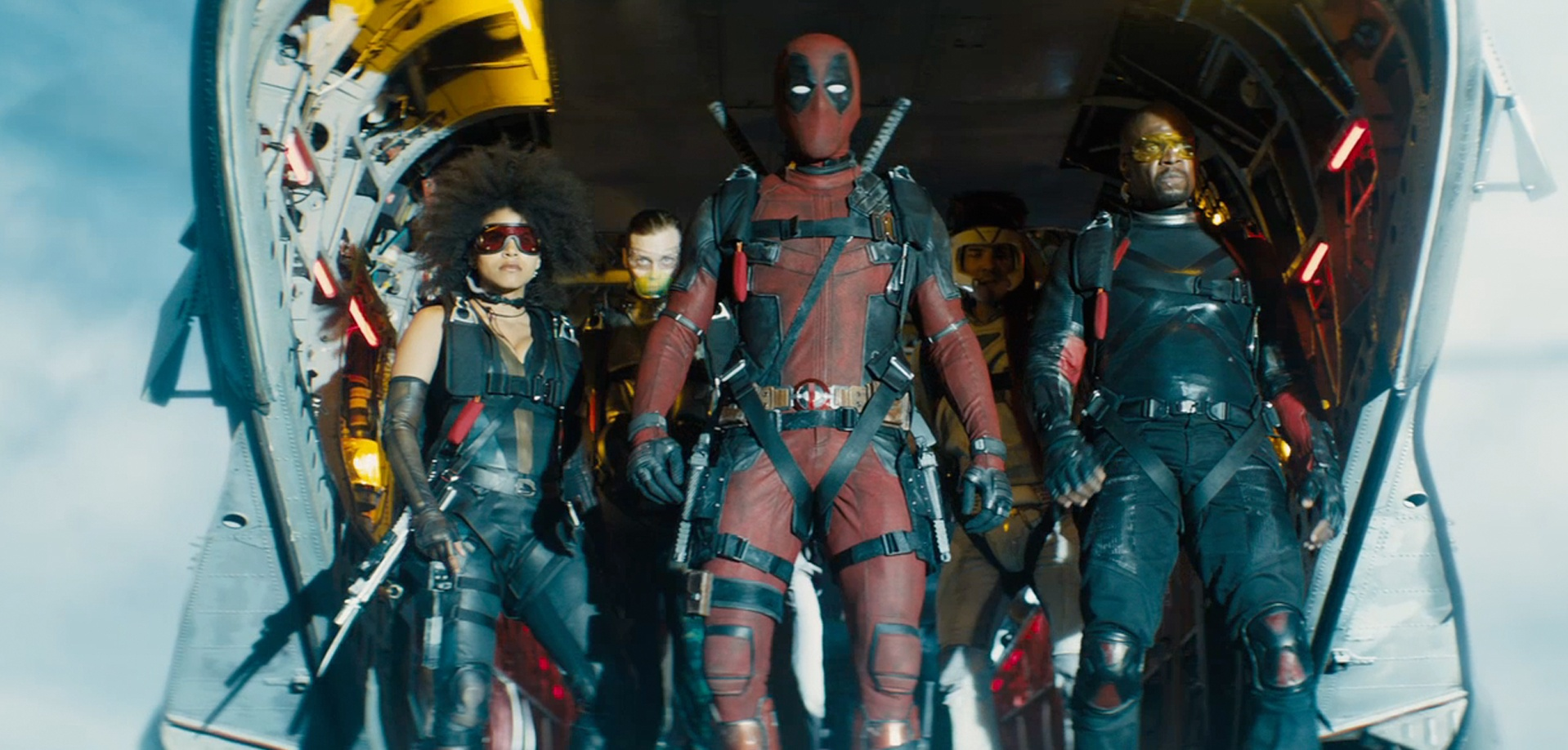 Thumbnail for Deadpool 2,
