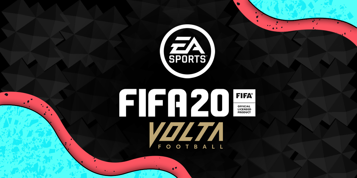 Thumbnail for FIFA 20 / VOLTA