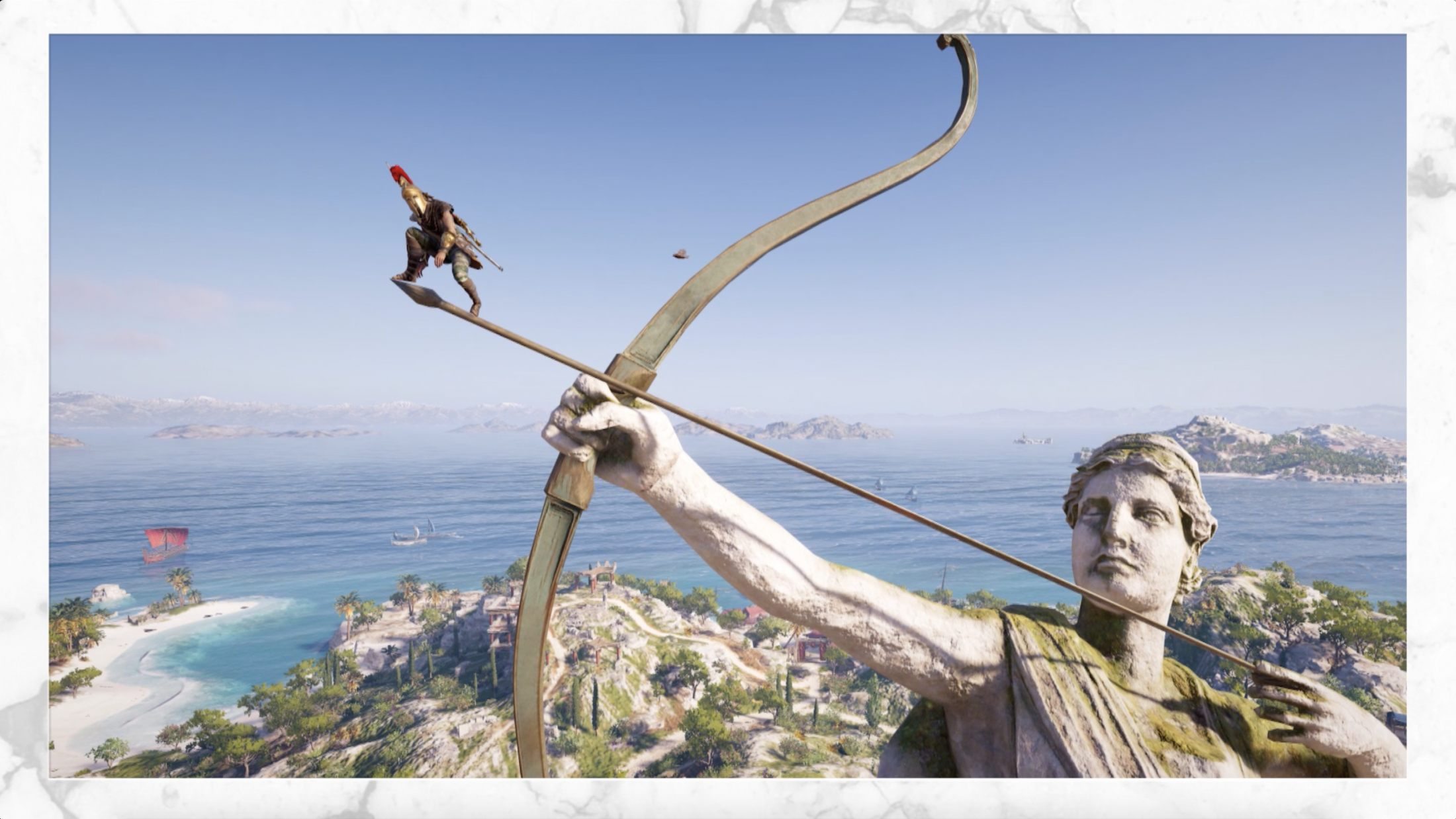 Thumbnail for Assassin's Creed Odyssey: Photo Mode Trailer