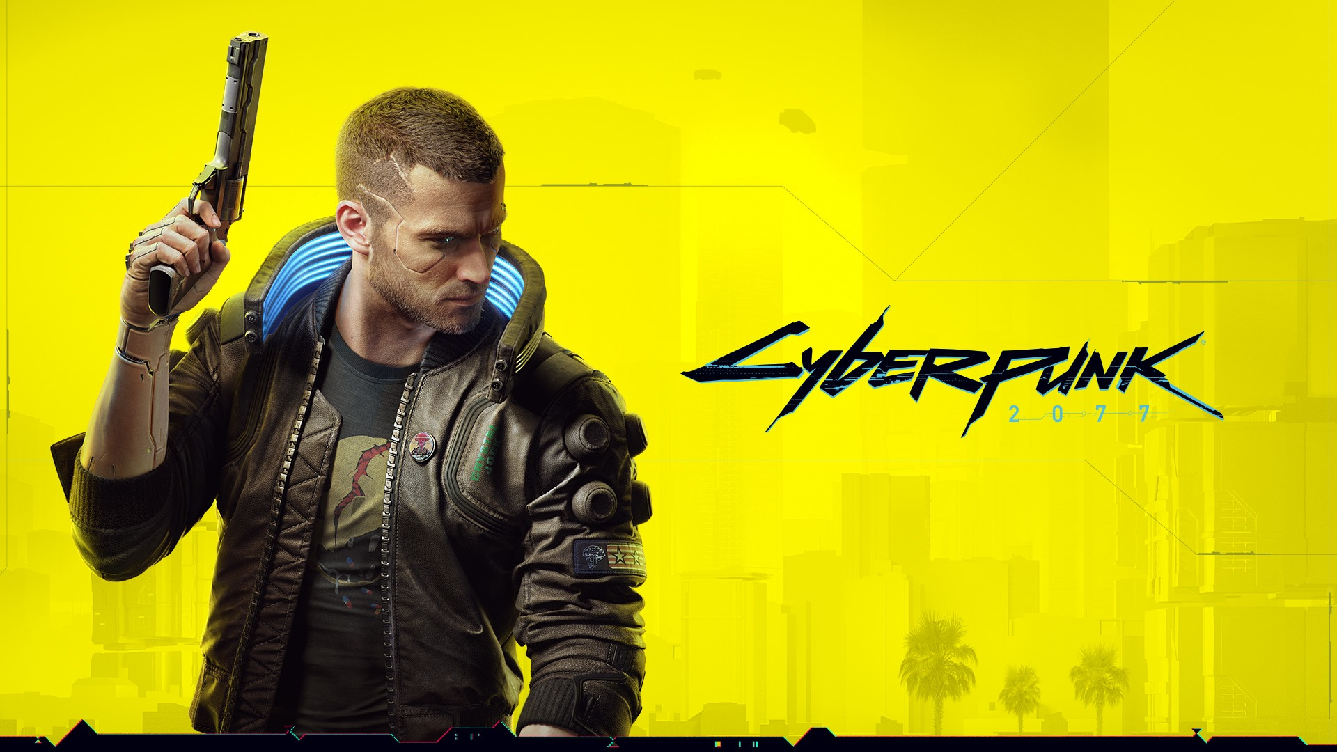 Thumbnail for Cyberpunk 2077 — Official E3 2019 Cinematic Trailer