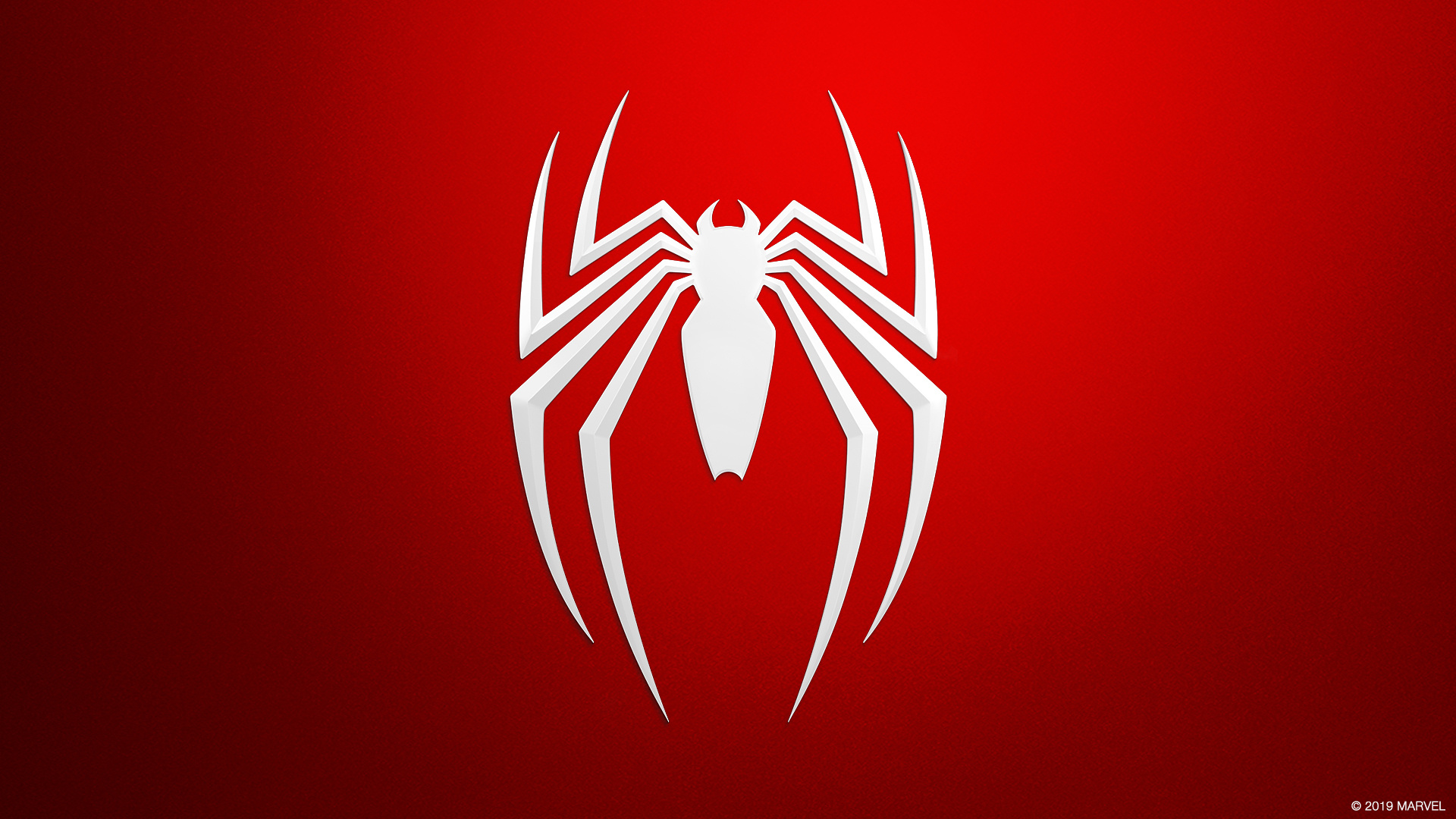 Thumbnail for Marvel's Spider-Man — Visual Identity