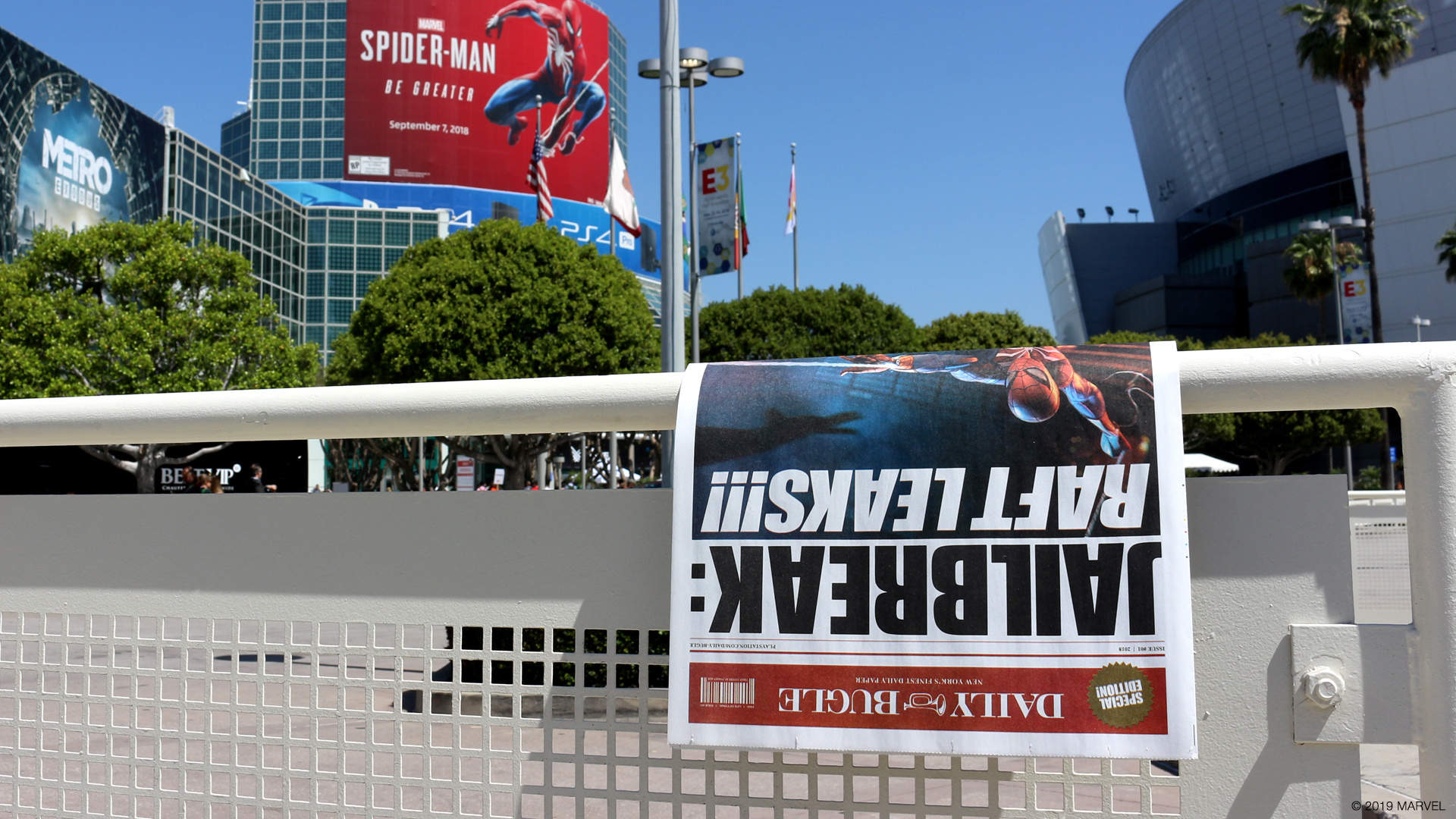 Thumbnail for Marvel's Spider-Man — Be Greater Campaign