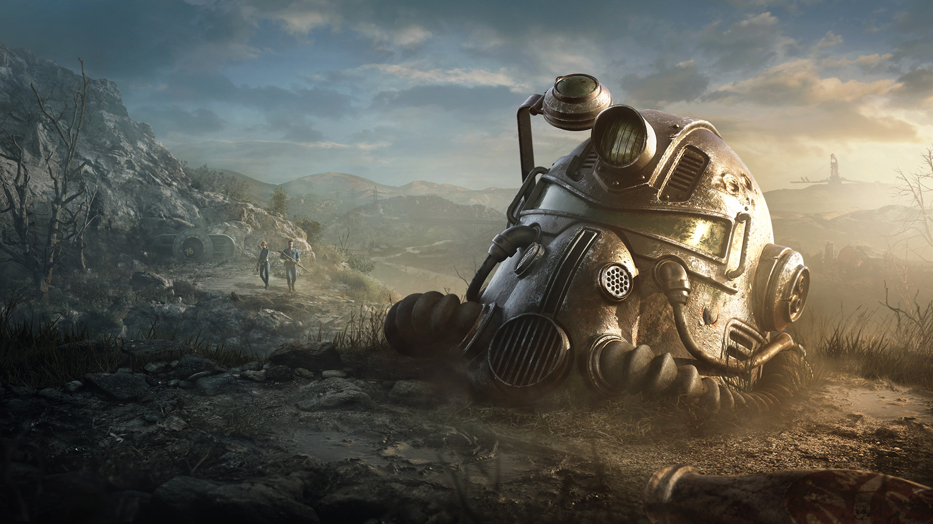 Image Media for Fallout 76 — Our Future Begins Campaign
