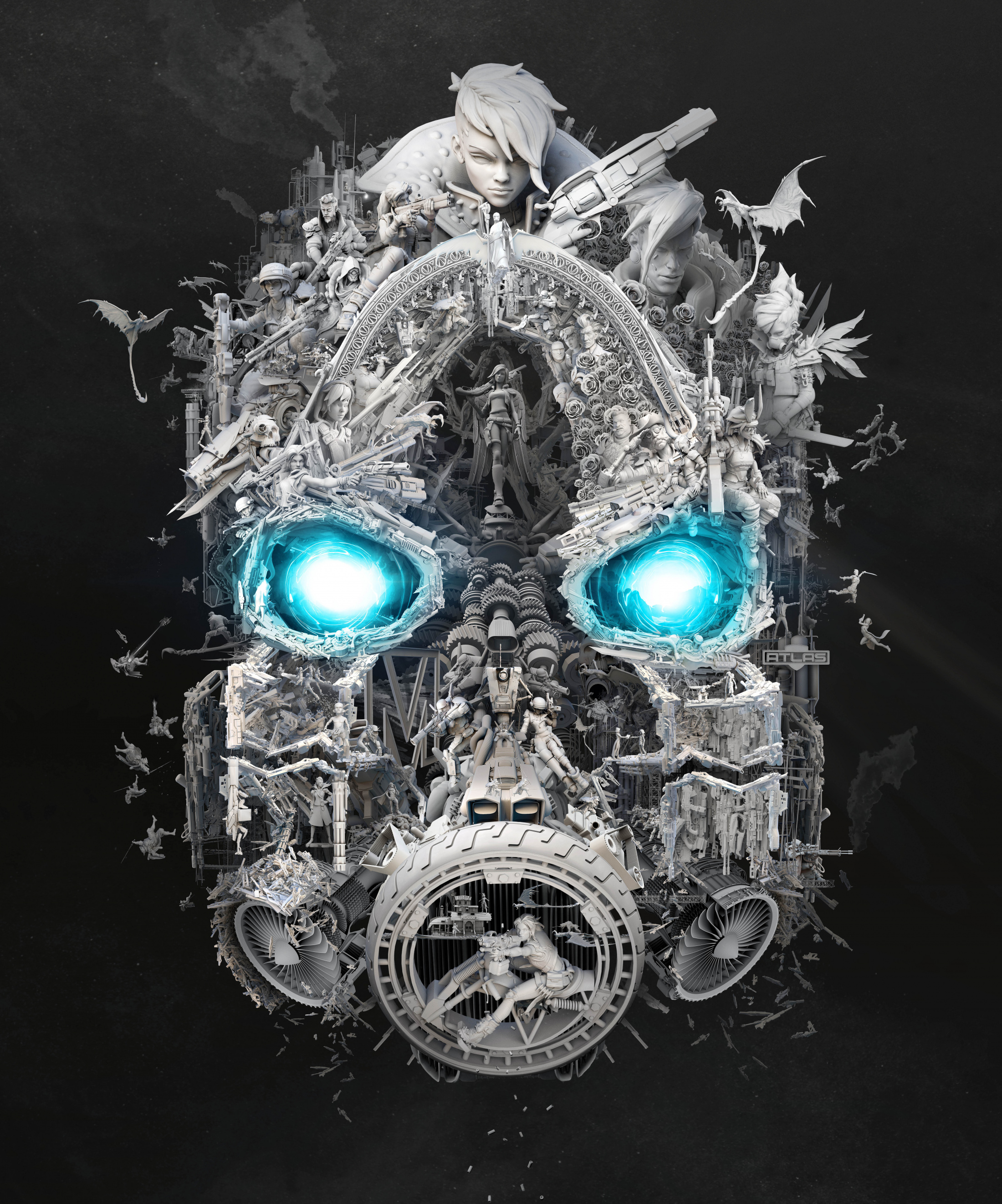 Thumbnail for Borderlands 3 Mask of Mayhem Teaser