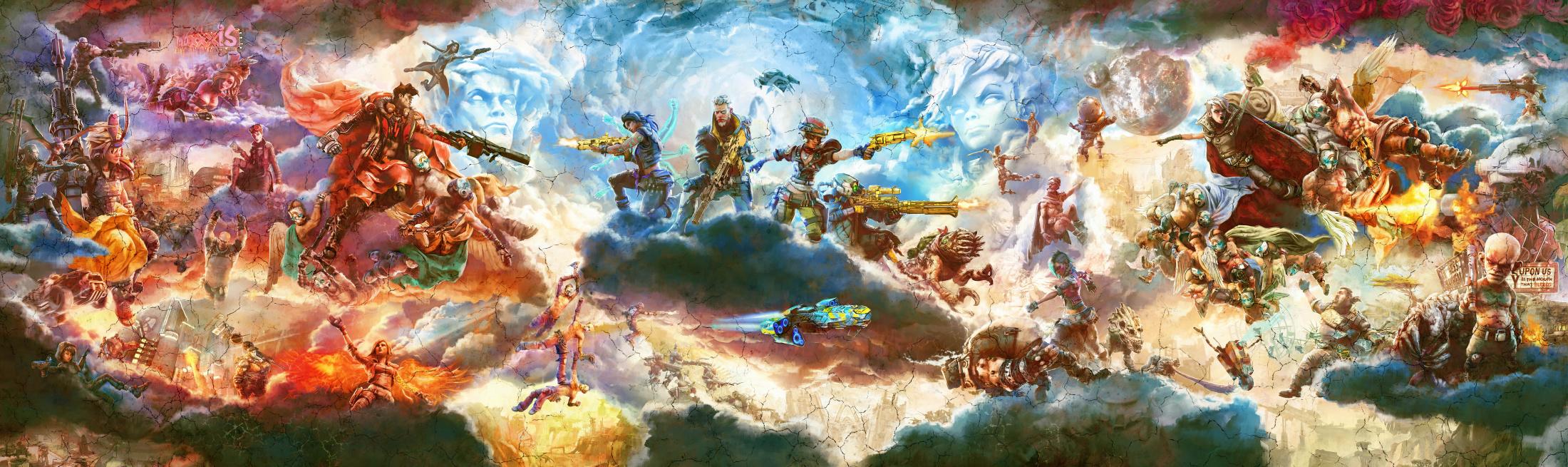 Thumbnail for Borderlands 3 Mural of Mayhem