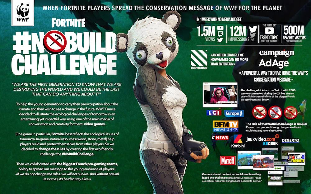 Thumbnail for WWF - #NoBuildChallenge