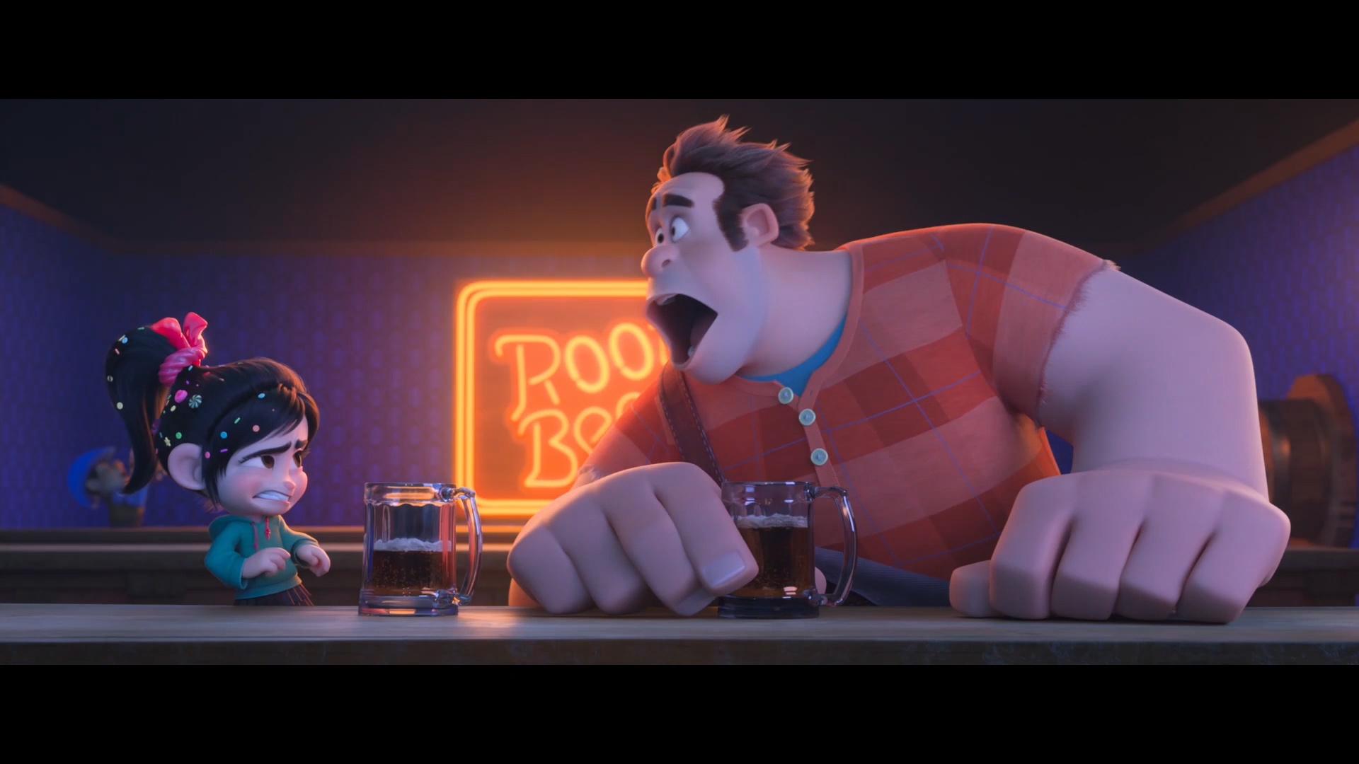 Thumbnail for Ralph Breaks the Internet -