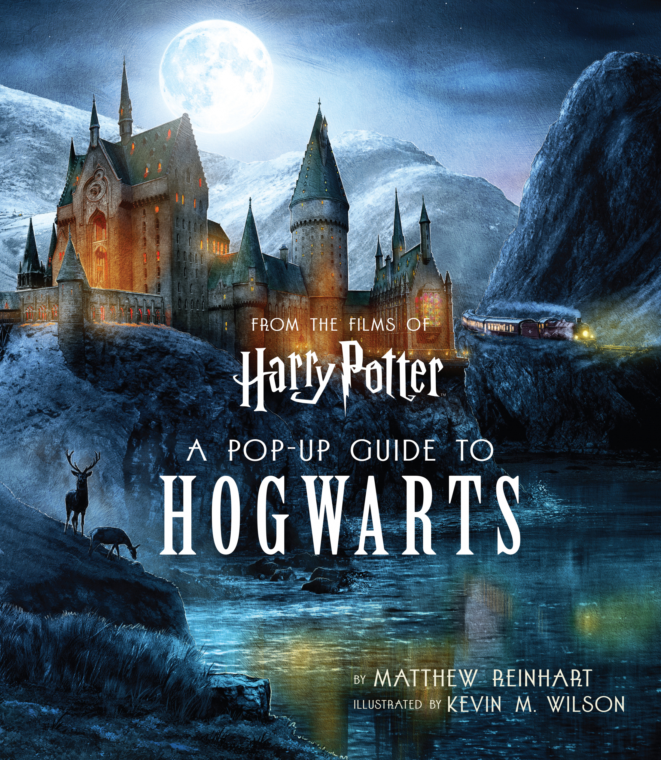 Thumbnail for Harry Potter: A Pop-Up Guide to Hogwarts
