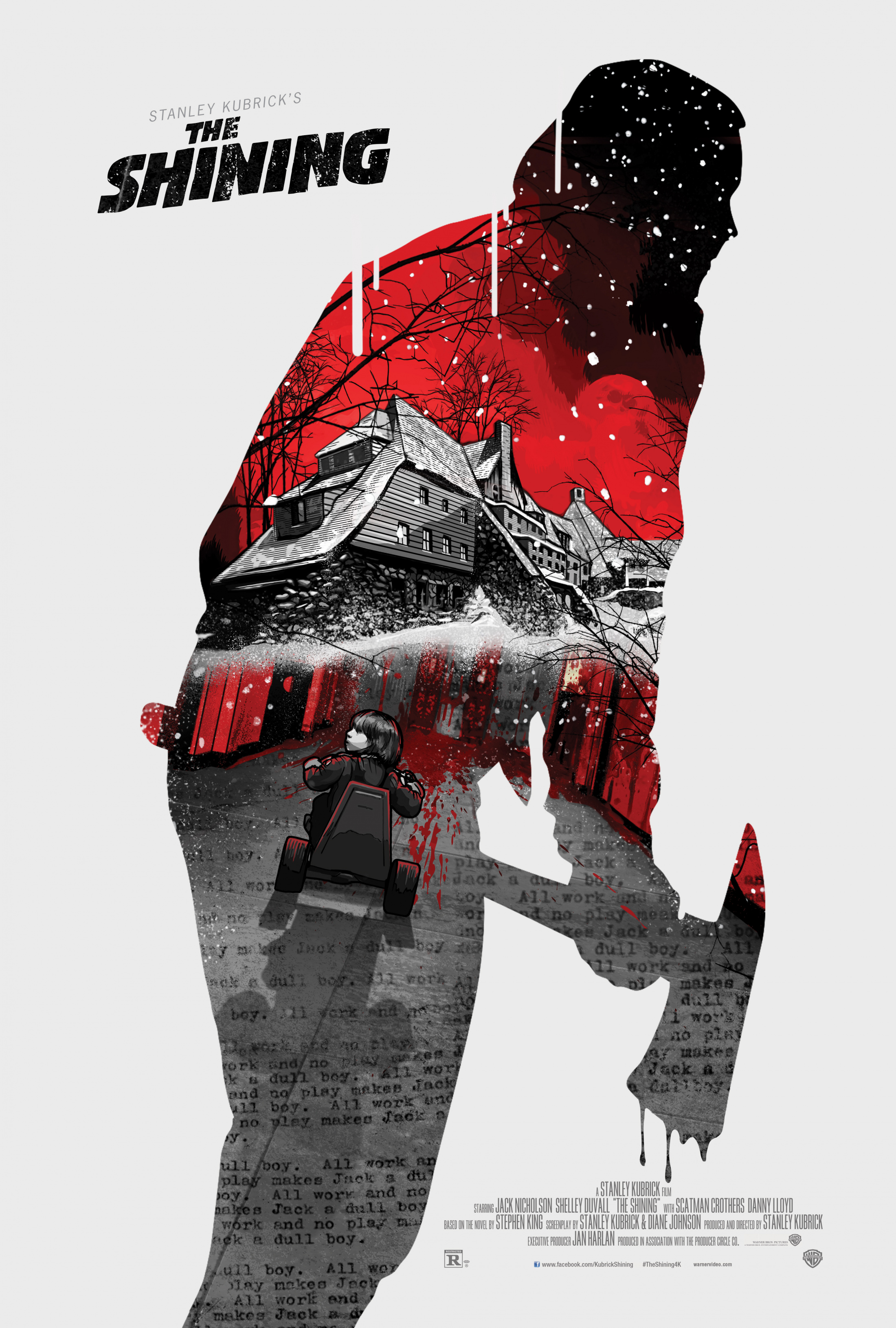 Image Media for The Shining Poster