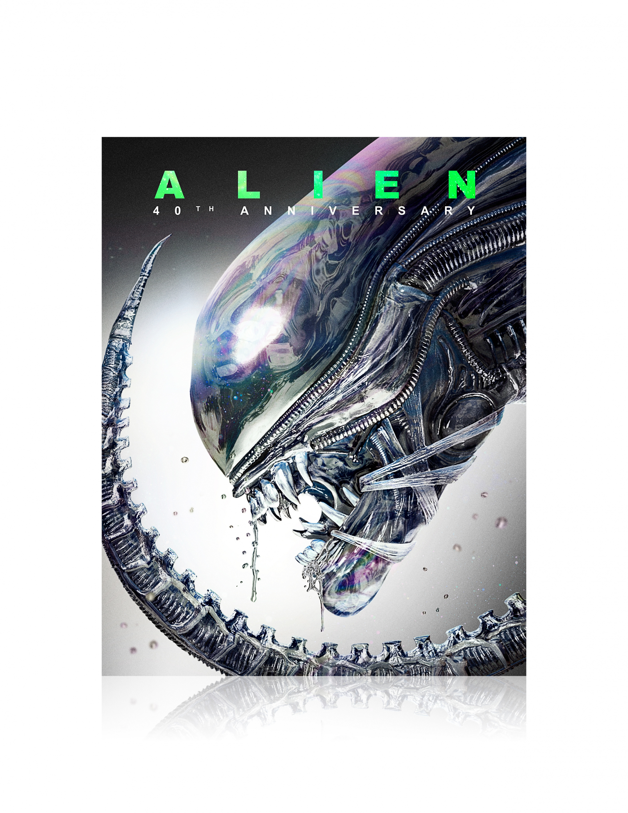 Thumbnail for Alien 40th Anniversary Edition Packaging
