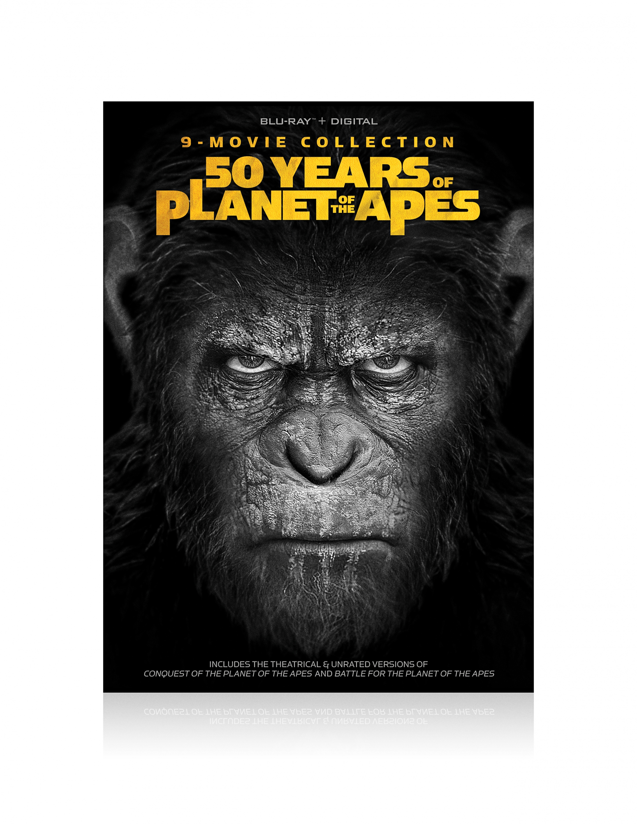 Thumbnail for Planet of the Apes 50th Anniversary Collection