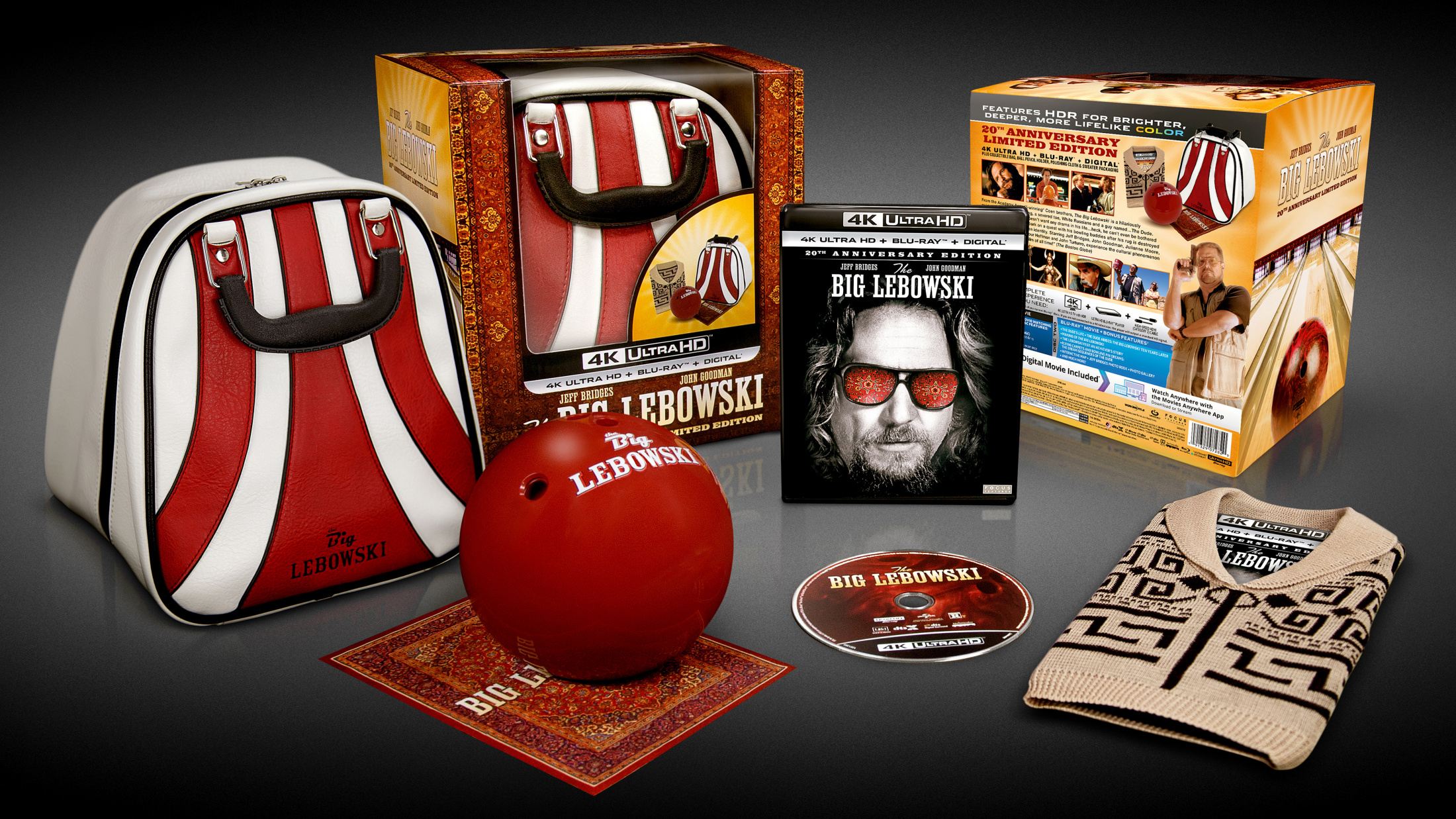 Image Media for The Big Lebowski - 20th Anniversary