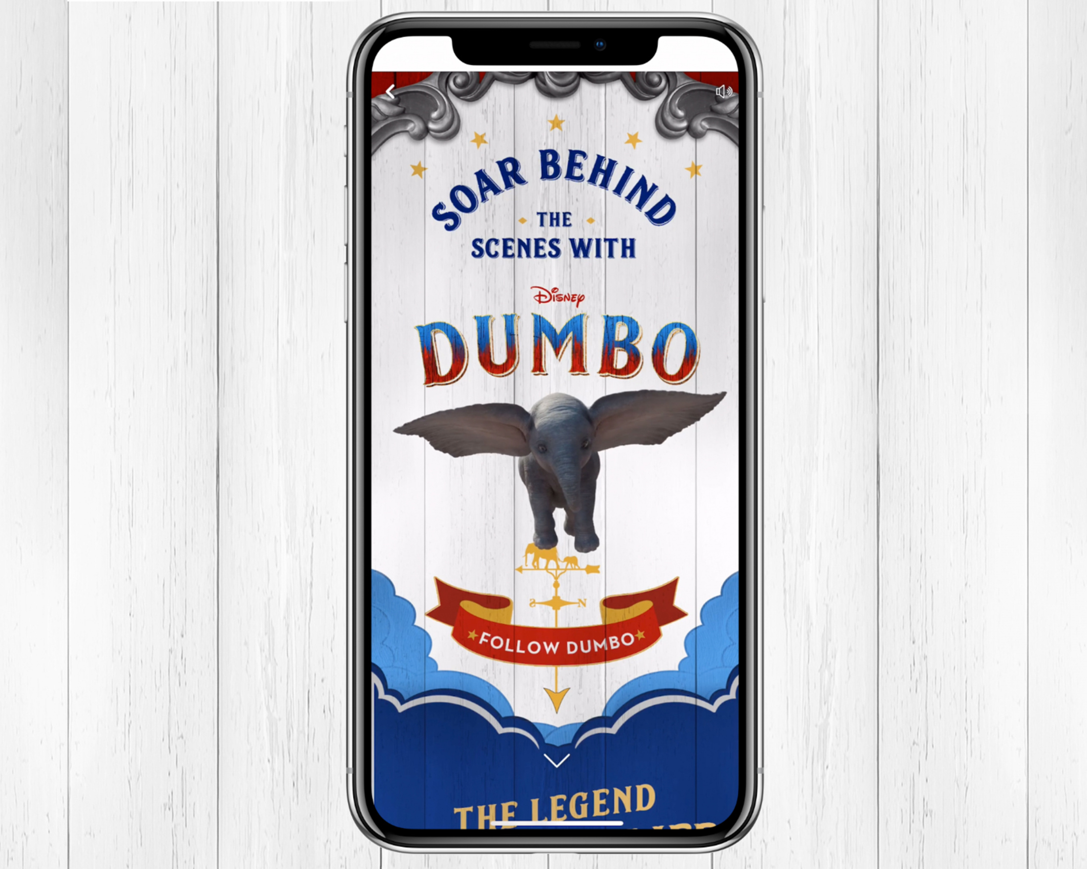 Thumbnail for Dumbo - Facebook Instant Experience