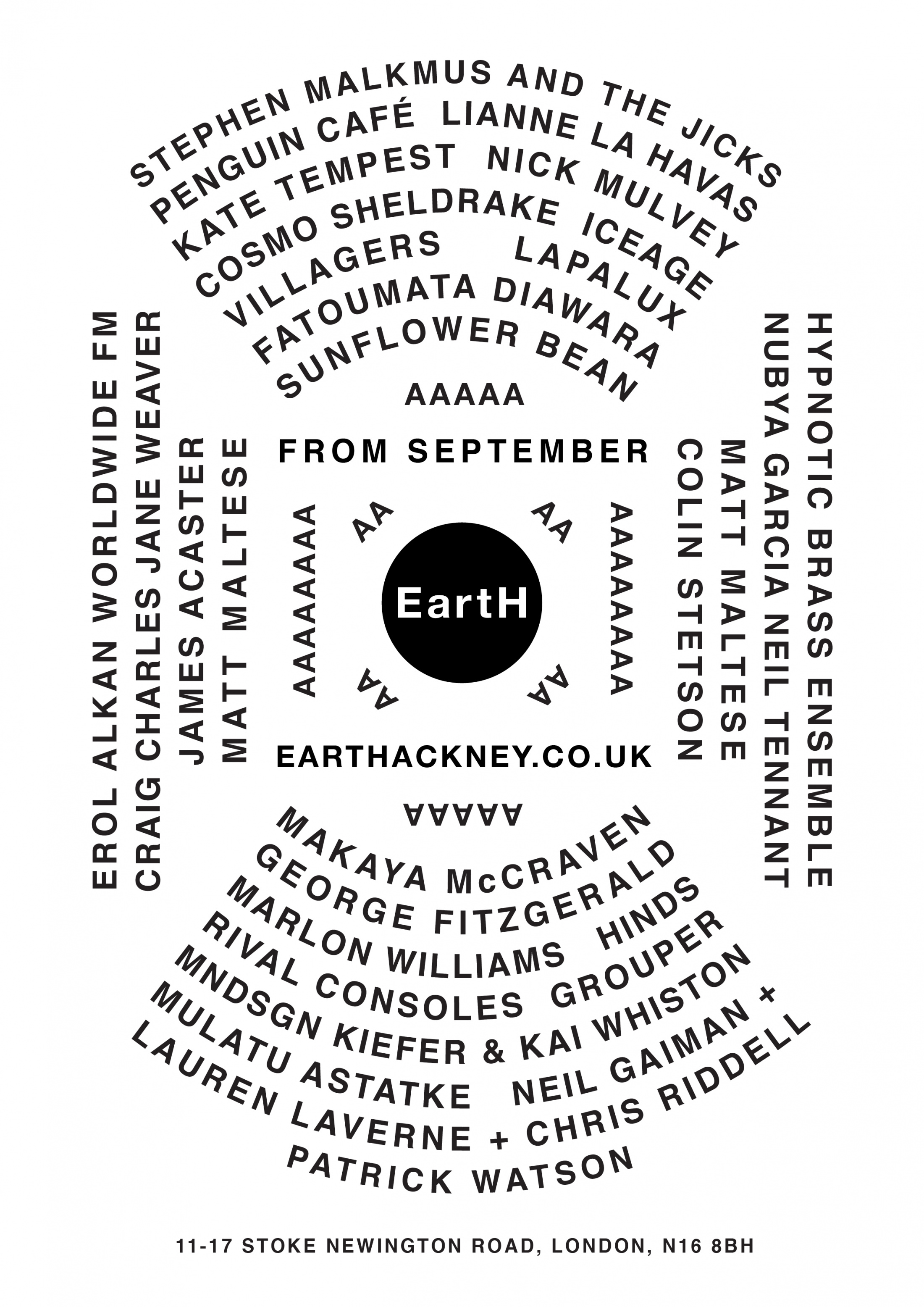 Thumbnail for EartH - Evolutionary Arts Hackney