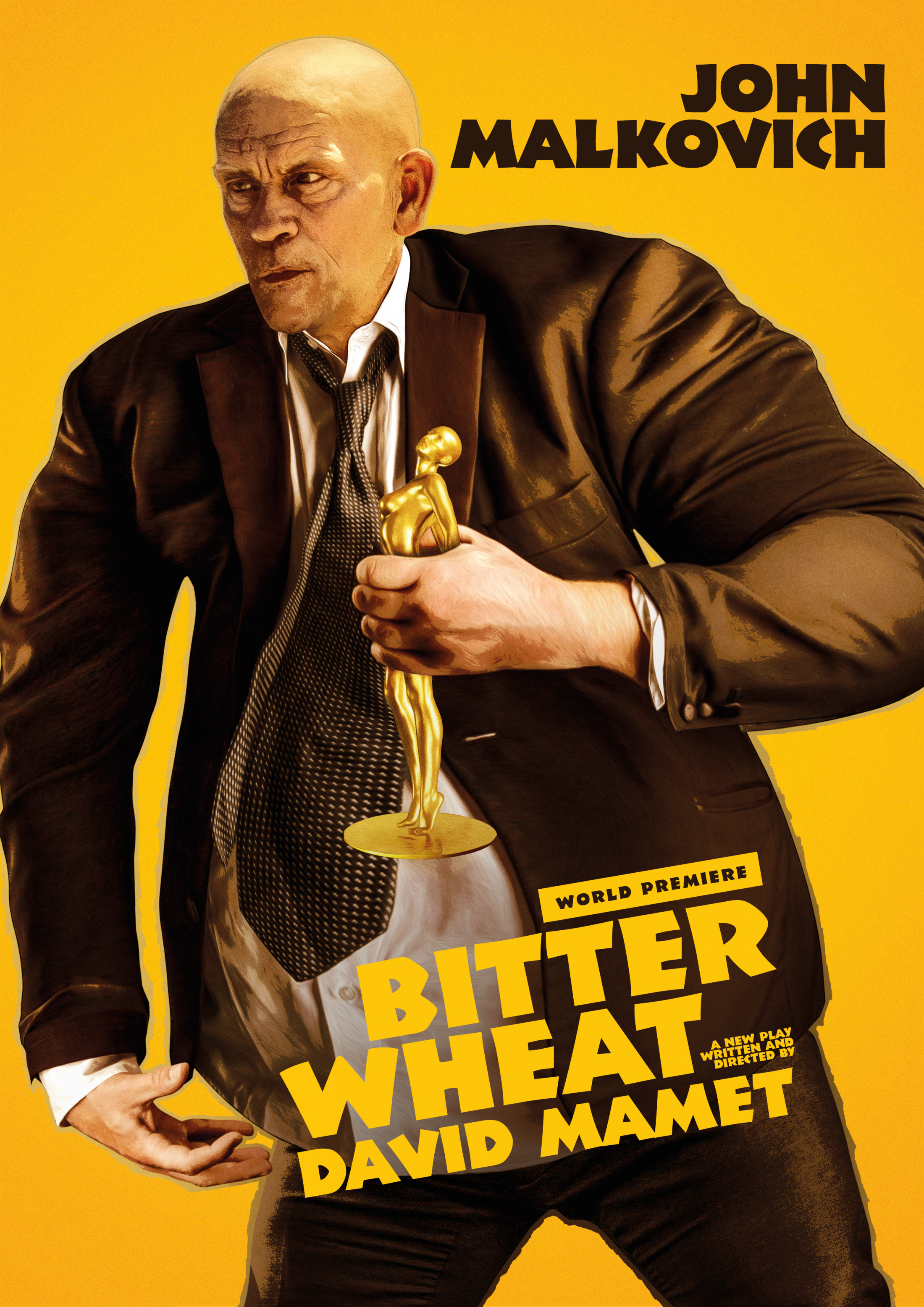 Image Media for Bitter Wheat